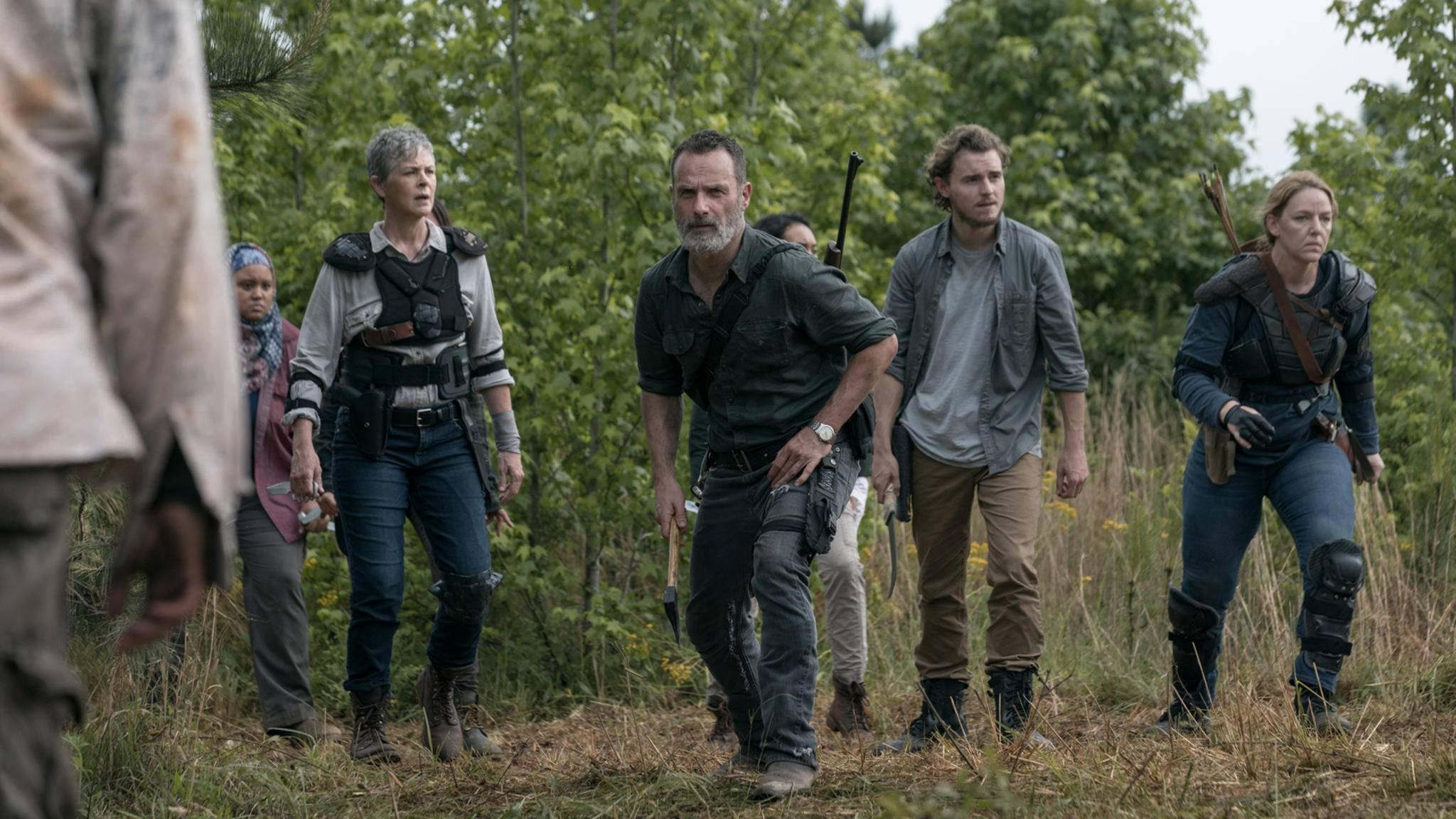 """Müssen wir uns schon bald von dieser """"The Walking Dead""""-Figur verabschieden?"""