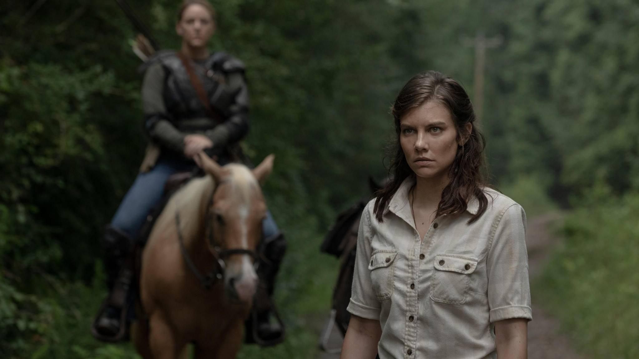 """""""The Walking Dead""""-Comeback: Neben Maggie werden wir auch Hershel sehen."""