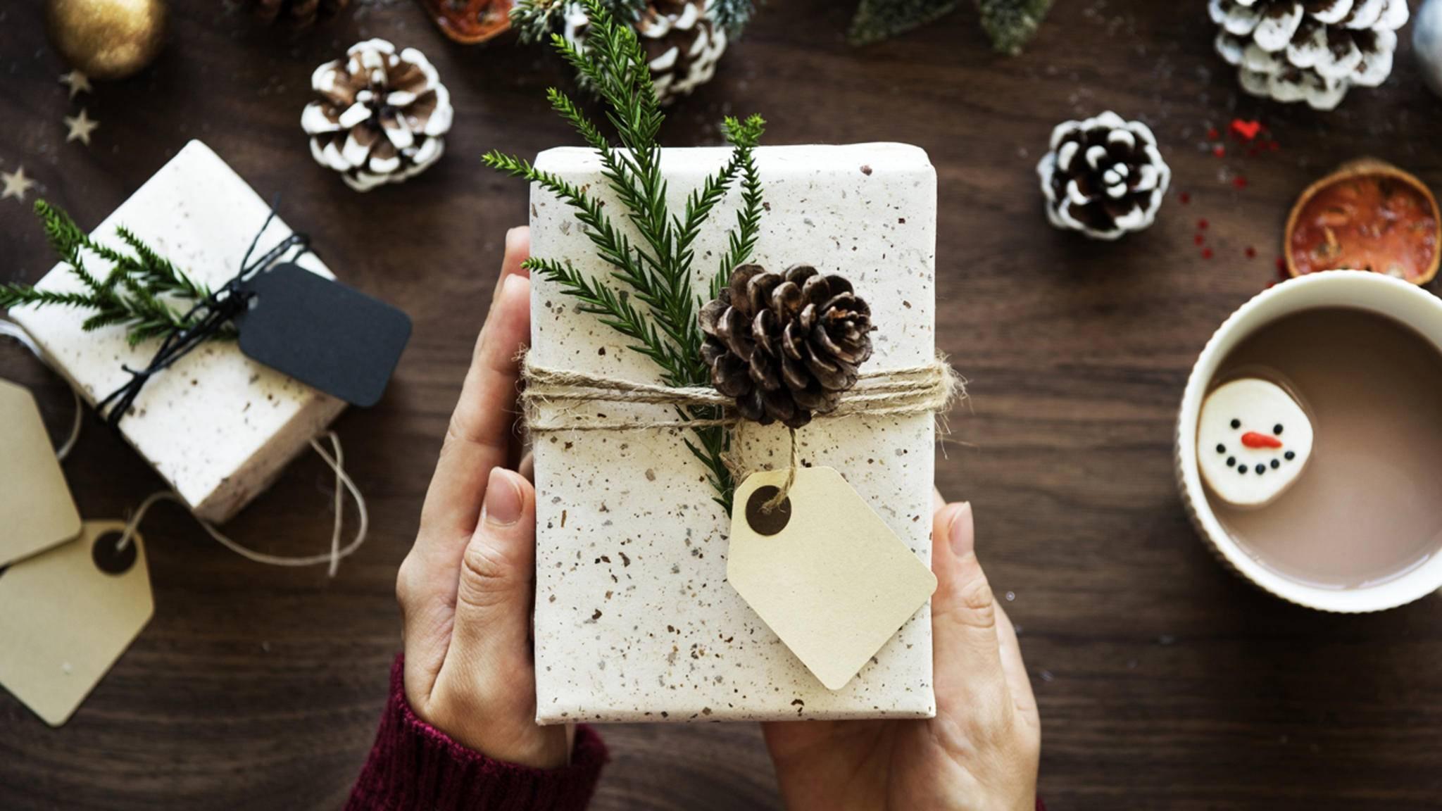 Tech-Gadgets sind super Weihnachtsgeschenke.