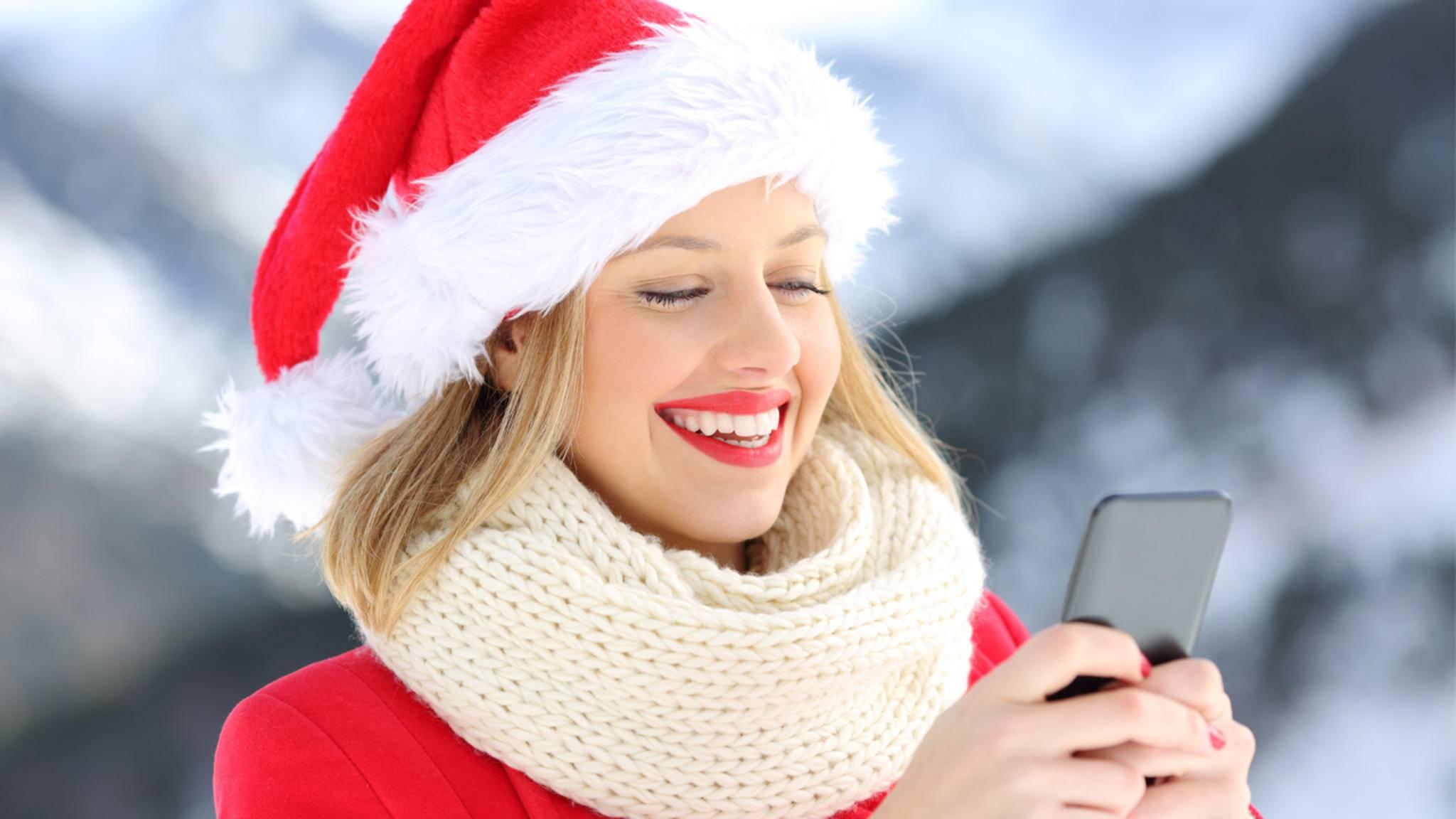 Mach Deinen Liebsten zu Weihnachten eine Freude – mit einem lieben Gruß per WhatsApp!