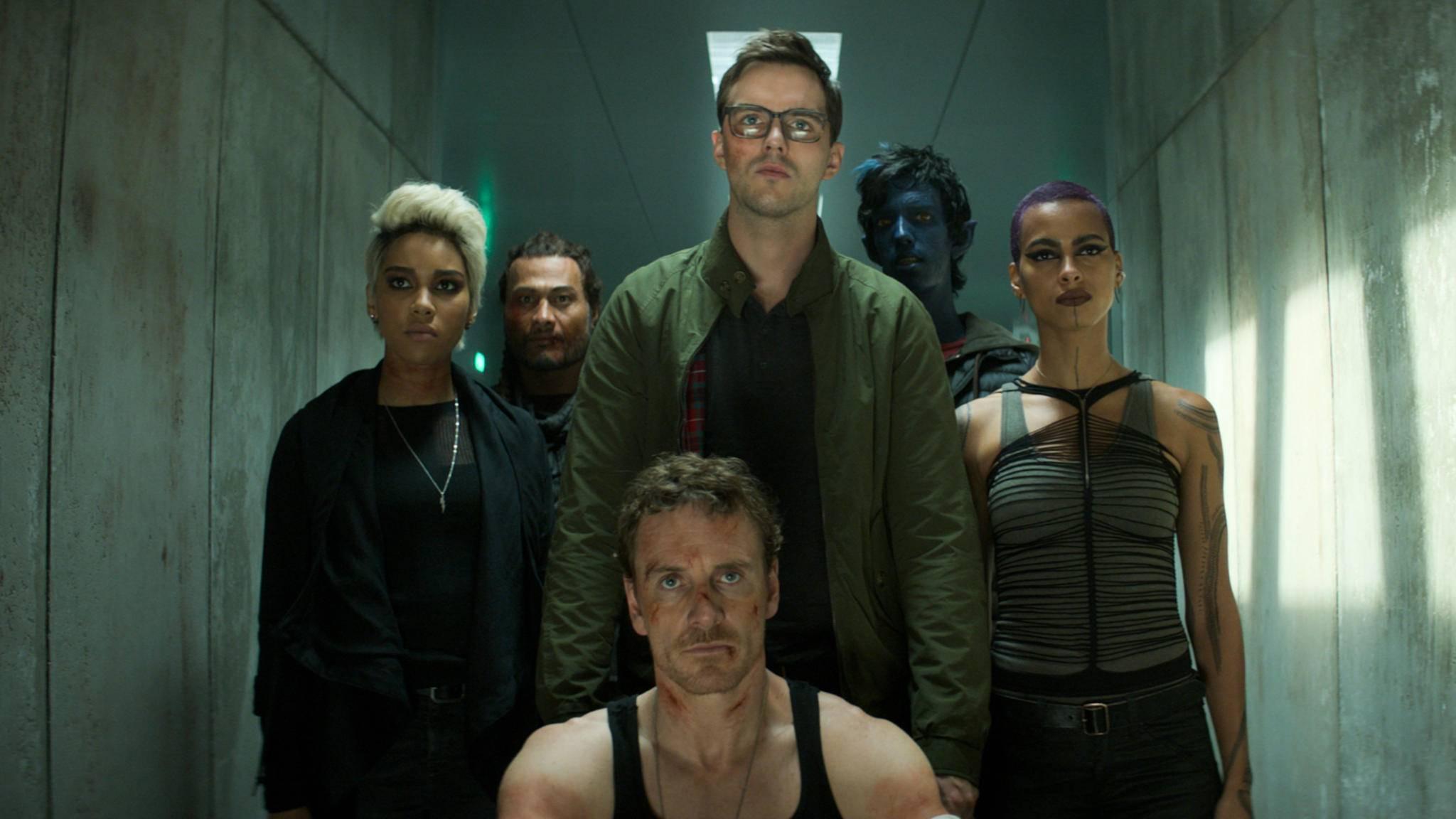 """Angesichts der zahlreichen neuen Kinotrailer aus dem Februar staunen selbst die Mutanten aus dem """"X-Men""""-Franchise nicht schlecht."""