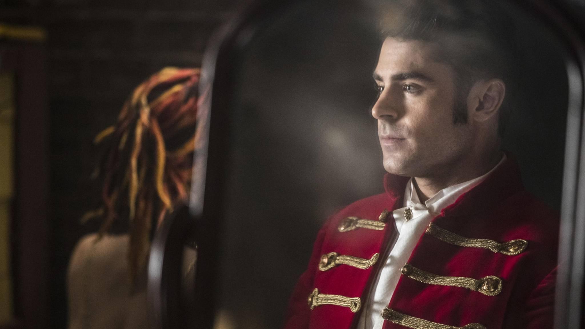 """Mit """"Greatest Showman"""" kehrte Zac Efron 2017 zum Musicalfilm zurück."""