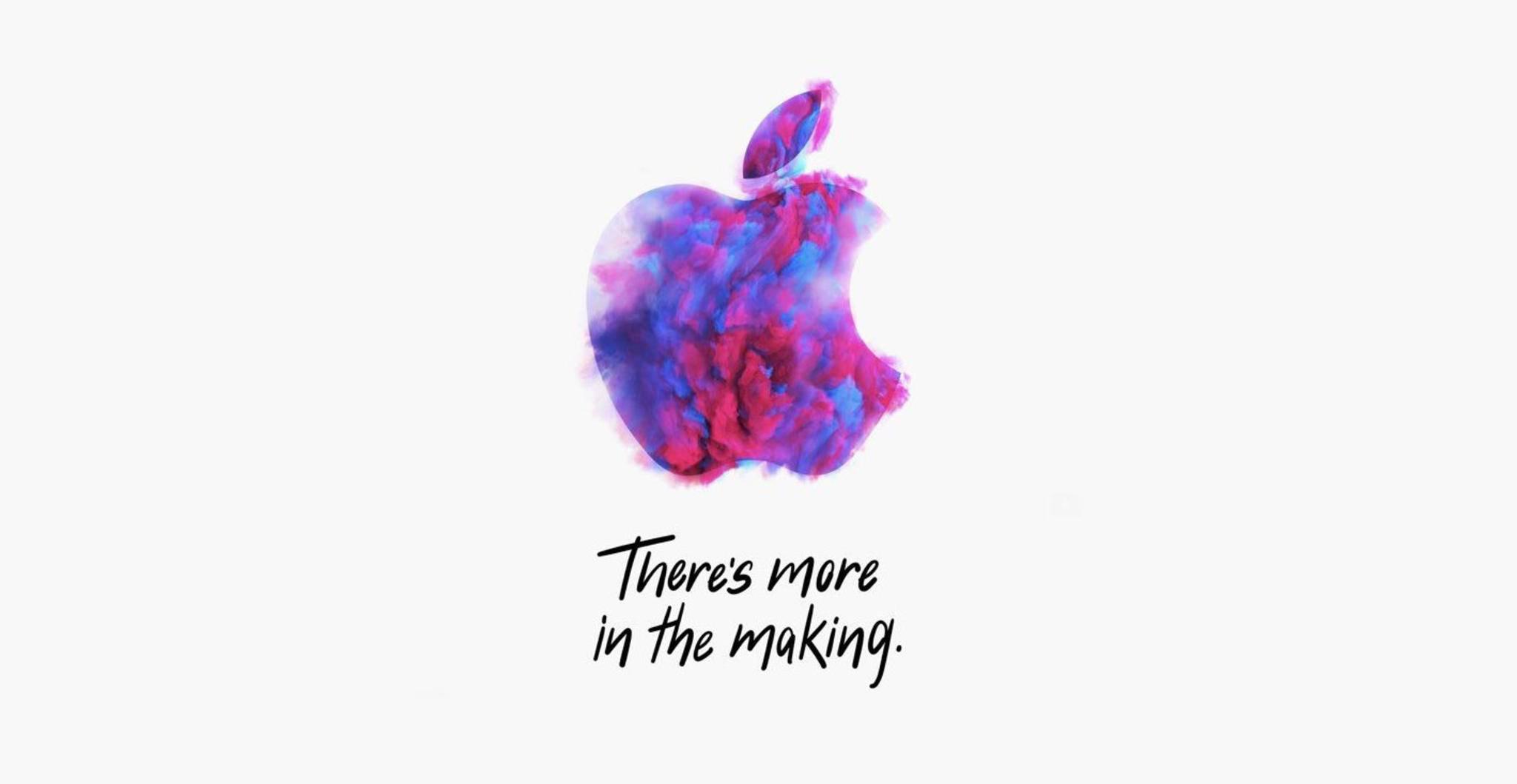 Bei seinem Oktober-Event hat sich Apple auf drei neue Geräte beschränkt.