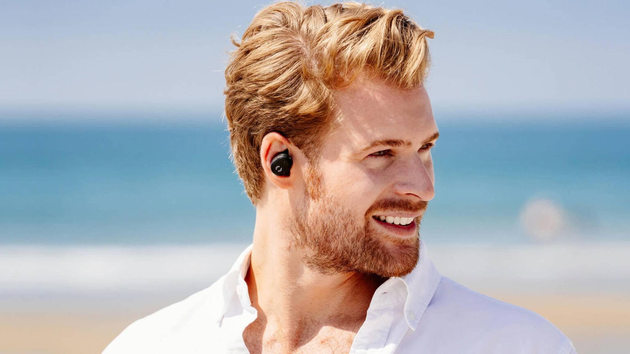 Die Kopfhörer sollen nicht nur erstklassigen Sound liefern, sondern auch perfekt sitzen.