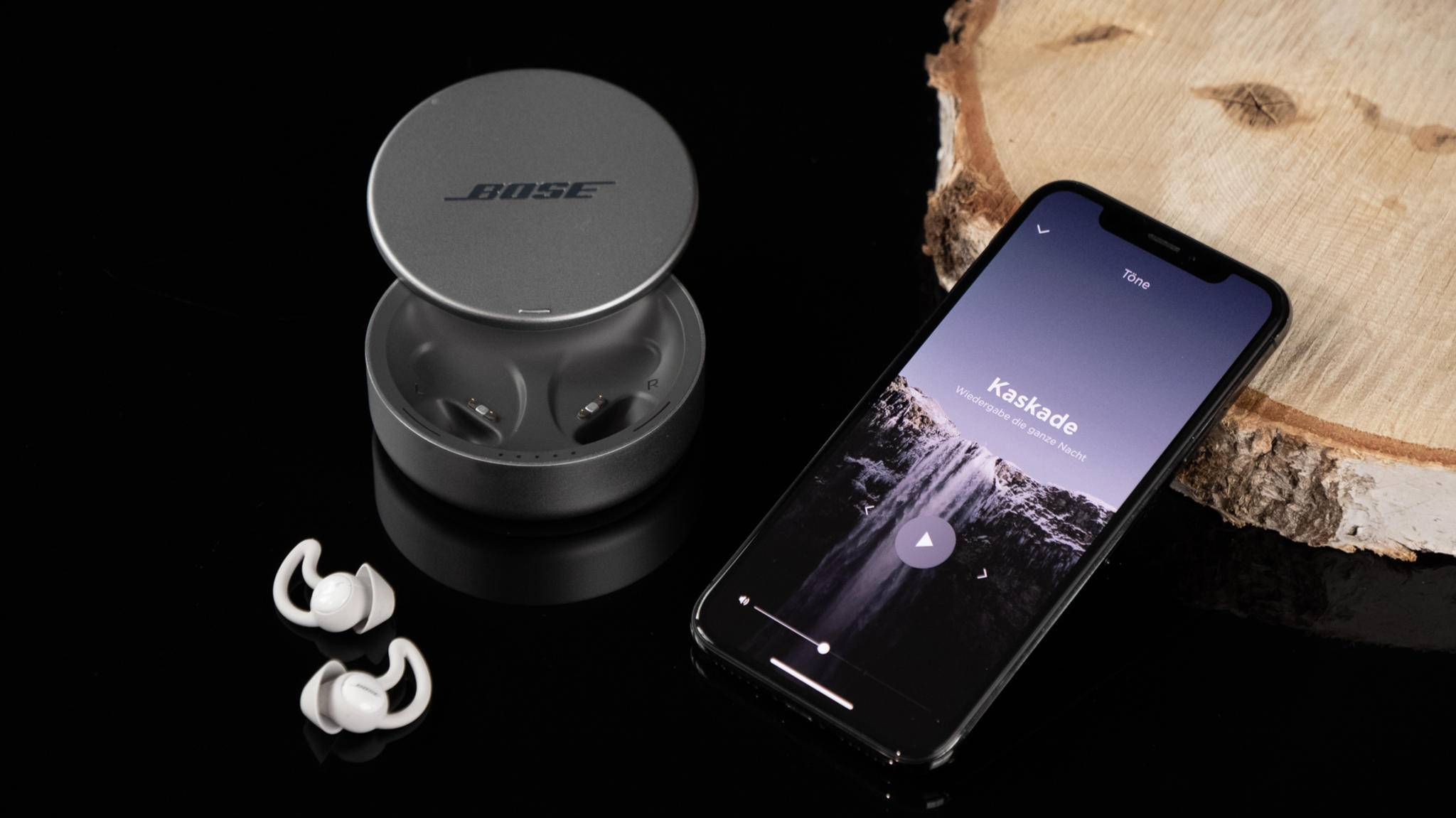 Noise-Masking statt Noise-Cancelling: Verbessern die Bose Sleepbuds den Schlaf?
