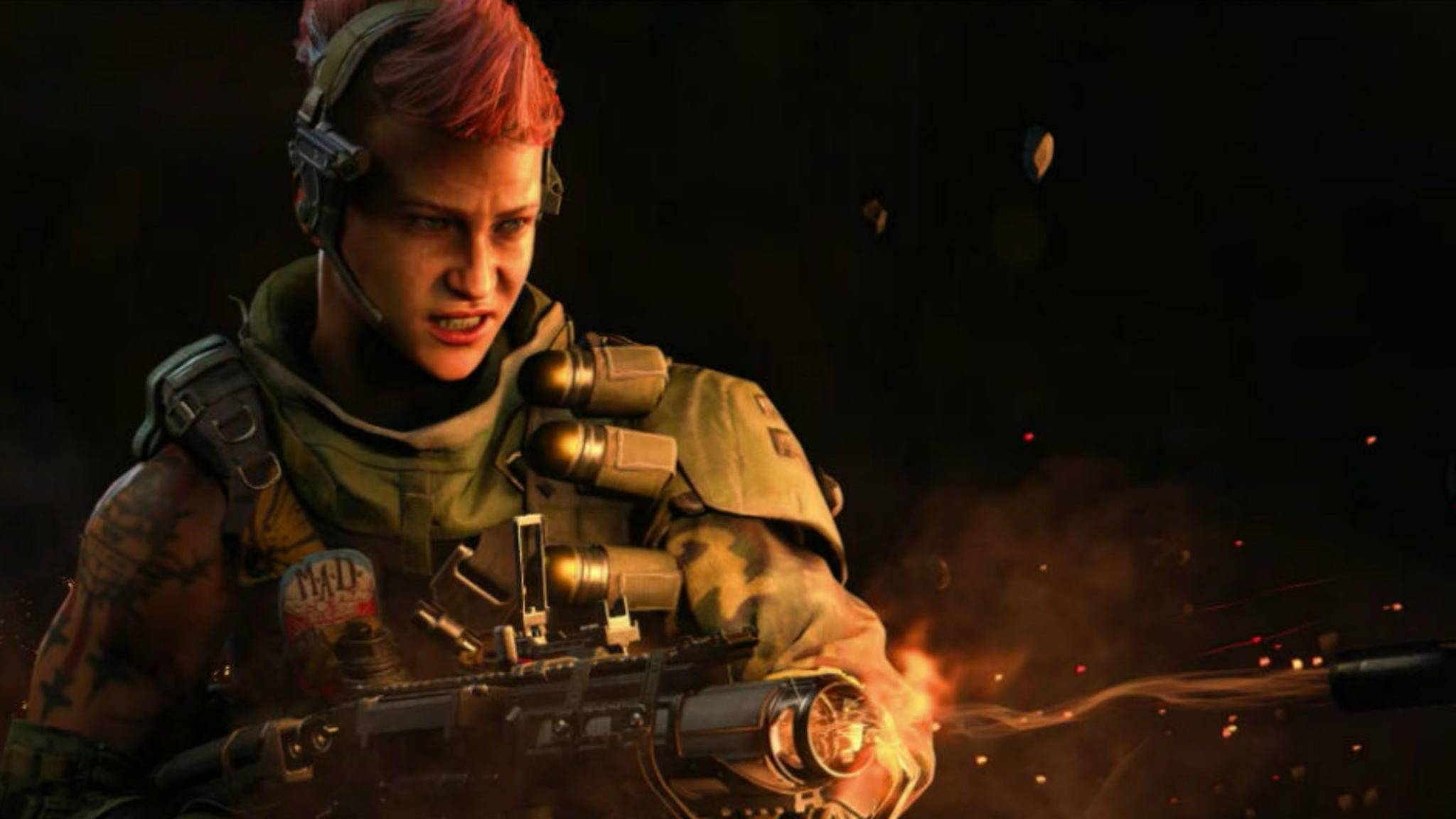 """""""Call of Duty: Black Ops 4"""": So schaltest Du Charaktere frei."""
