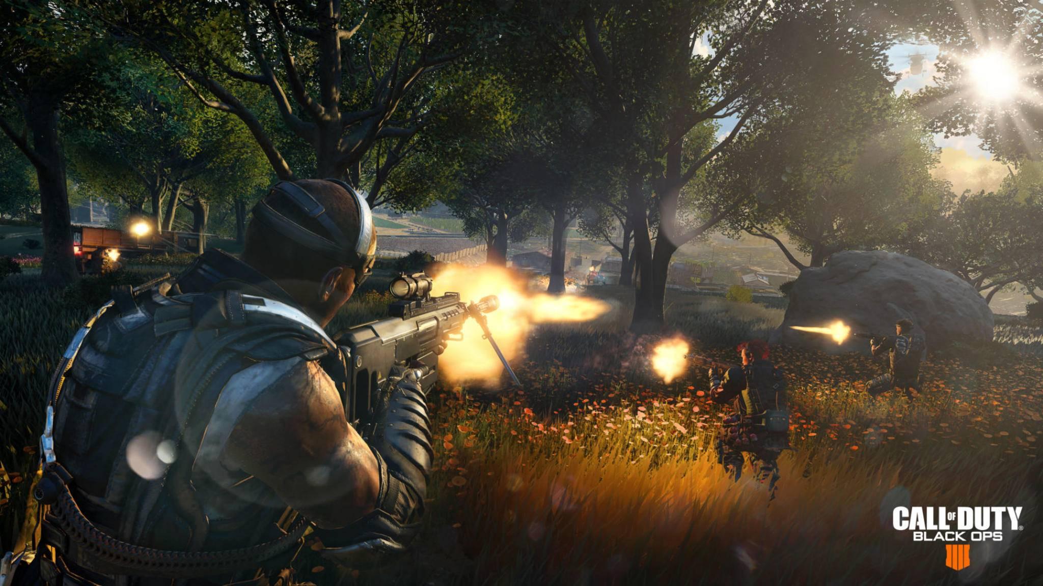 """Call of Duty: Black Ops 4"": Welche Waffen sind am besten?"