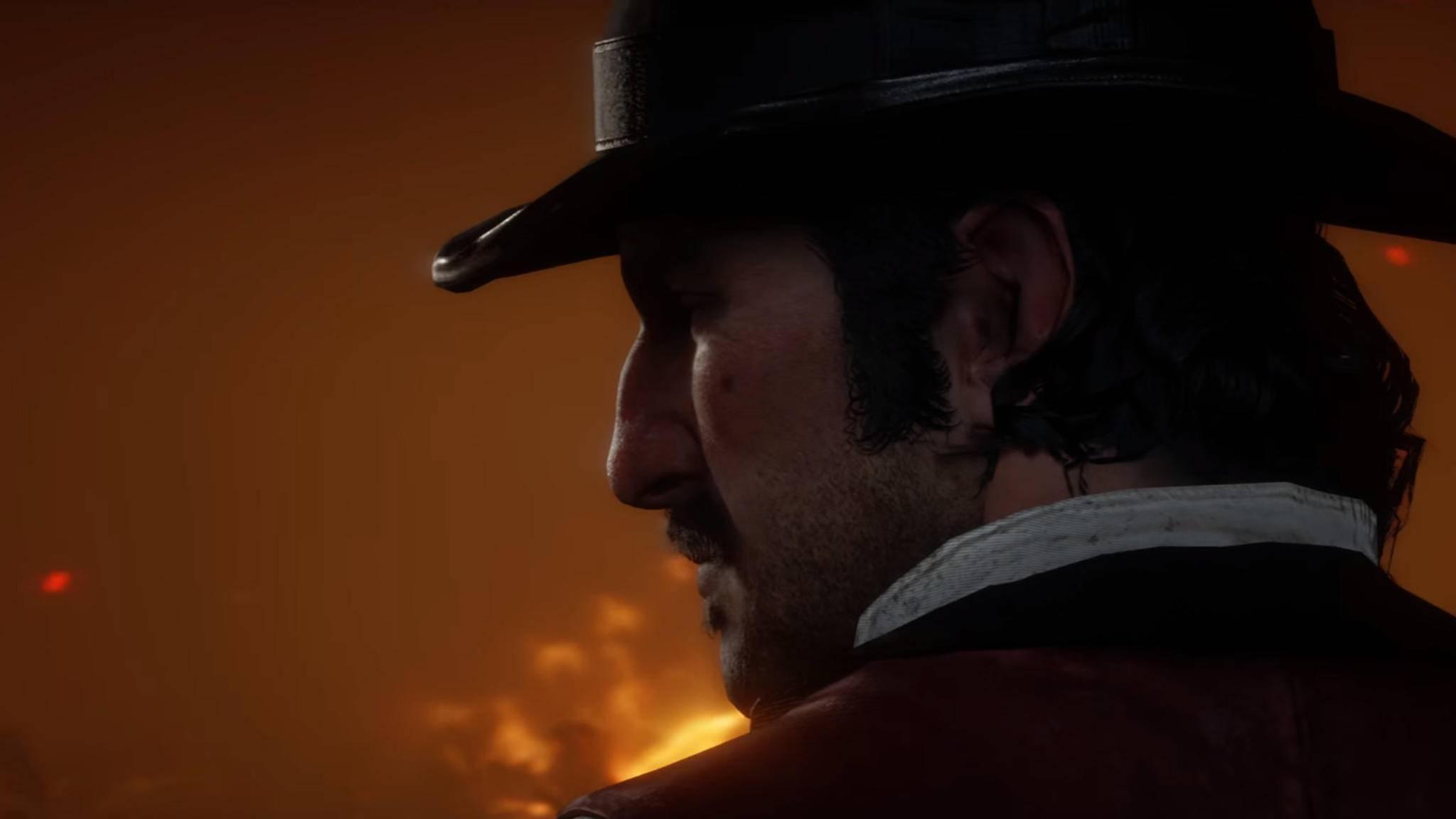 """Auge in Auge mit Dutch? Rockstar könnte an einer VR-Version von """"RDR2"""" arbeiten."""