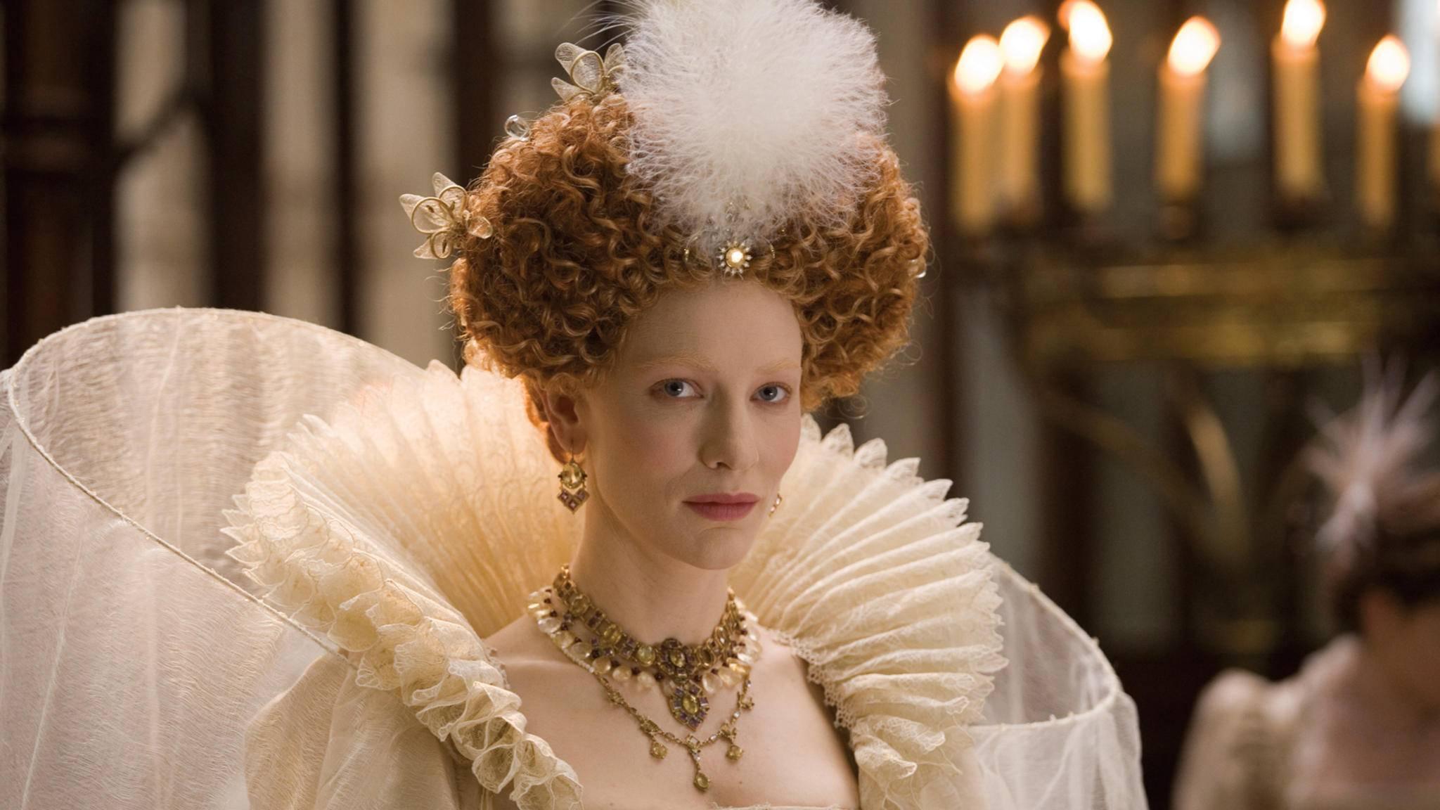 Cate Blanchett verkörperte wiederholt Elizabeth I.