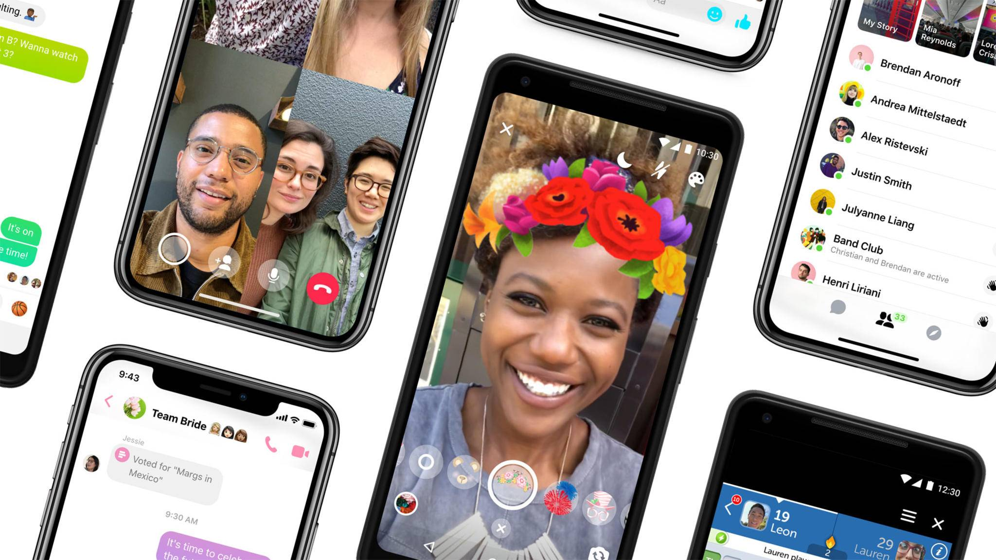 Facebook Messenger lässt Dich bald Nachrichten komplett