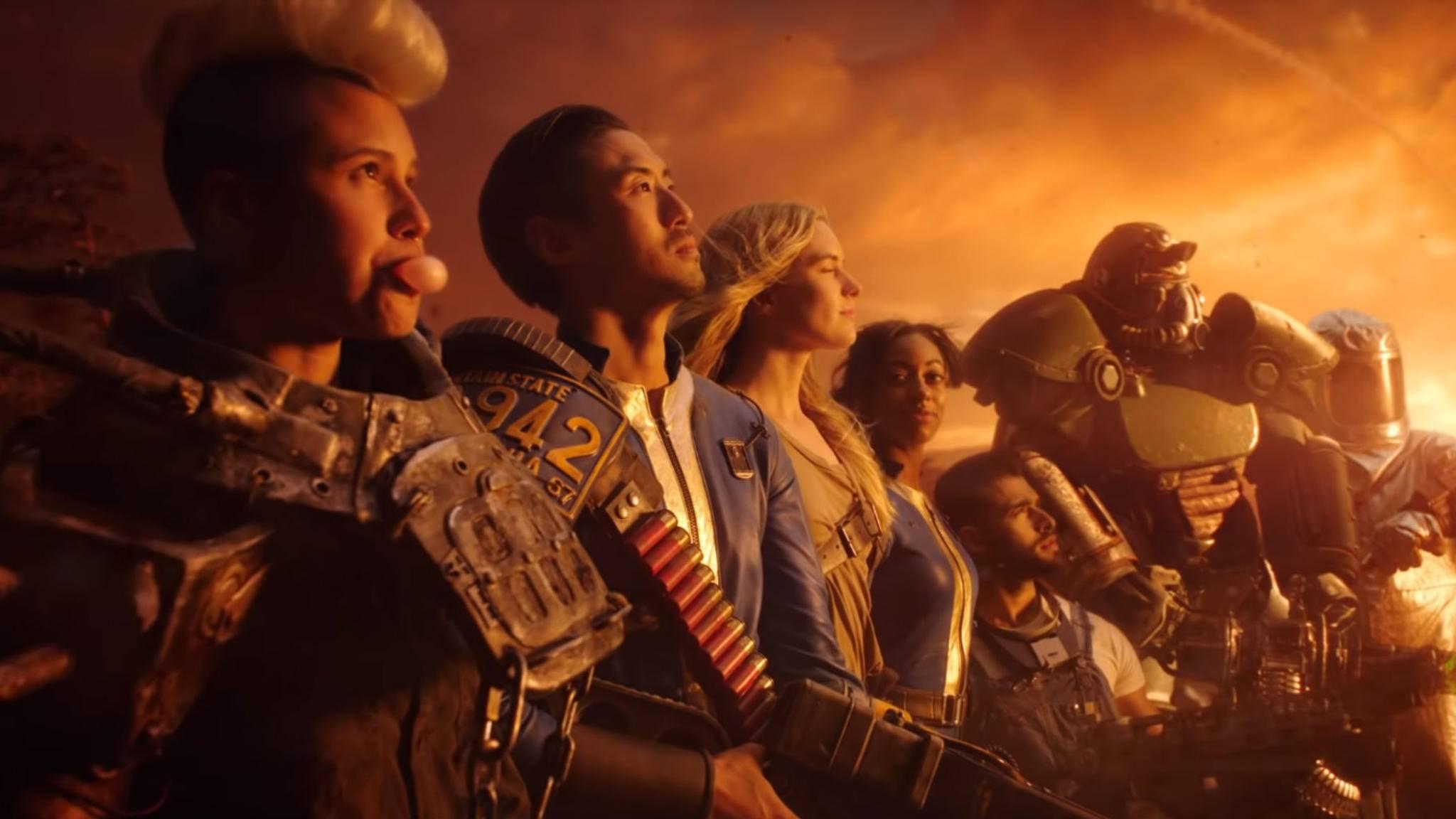 """Fallout 76""-Spieler sehen bereits jetzt einer goldenen Modder-Zukunft entgegen."