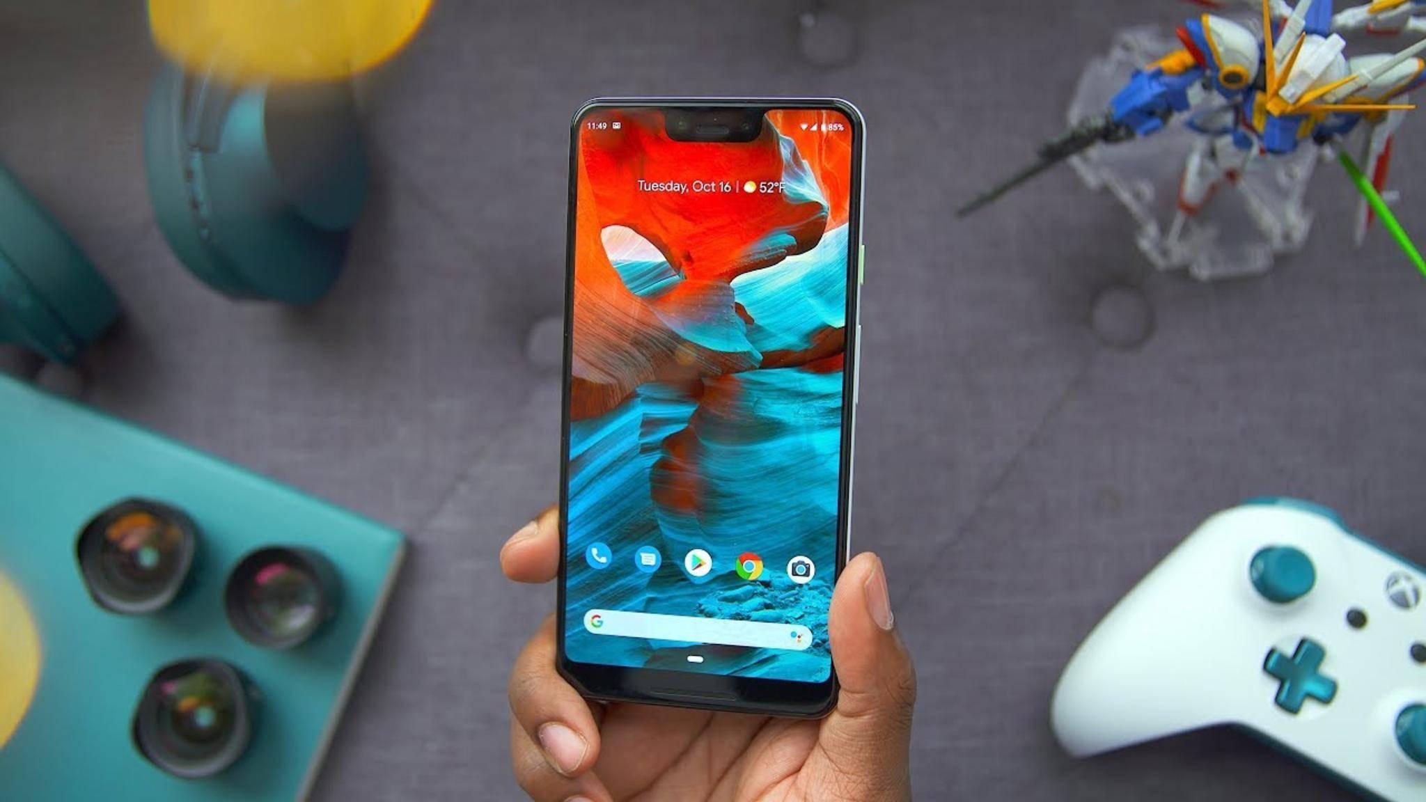 Wie das Pixel 3 XL sollen bald alle Android-Smartphones regelmäßige Sicherheitsupdates bekommen.