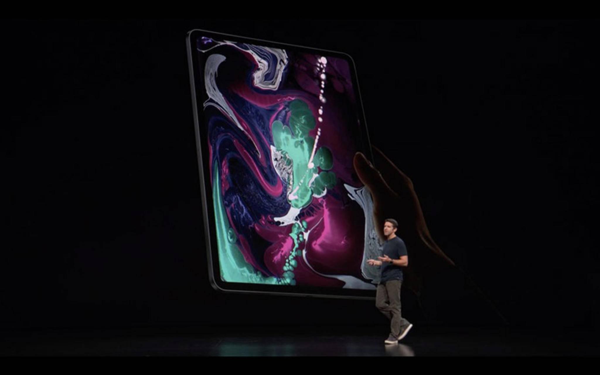 Für das neue iPad Pro wird auch der neue Apple Pencil benötigt.