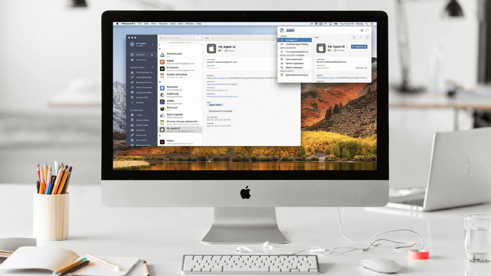 Du hast Probleme mit 1Password auf dem Mac? Wir haben die Lösung.