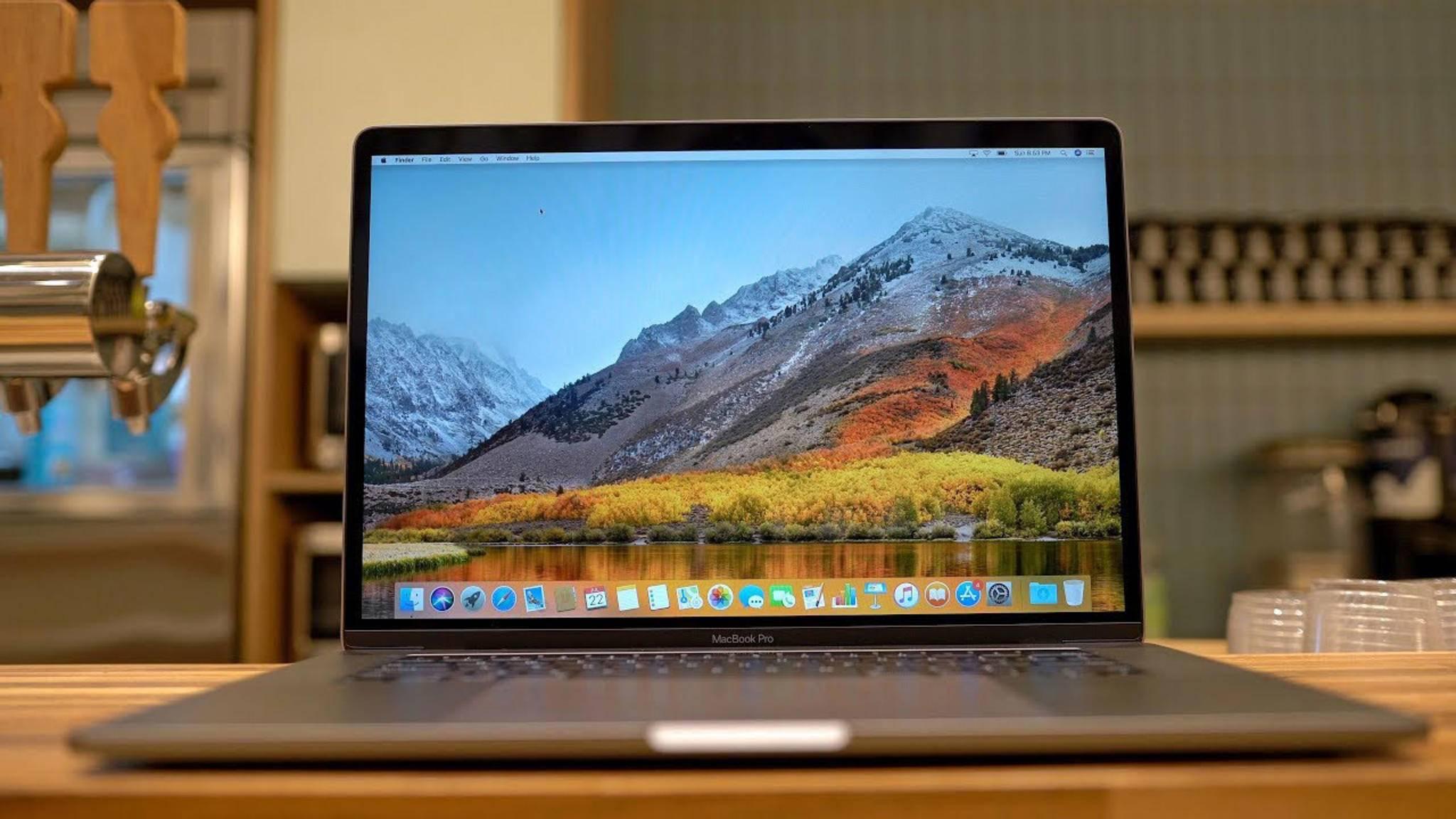 Soll das MacBook Pro 2018 repariert werden, empfiehlt sich der Besuch eines autorisierten Apple-Reparaturdienstleisters.