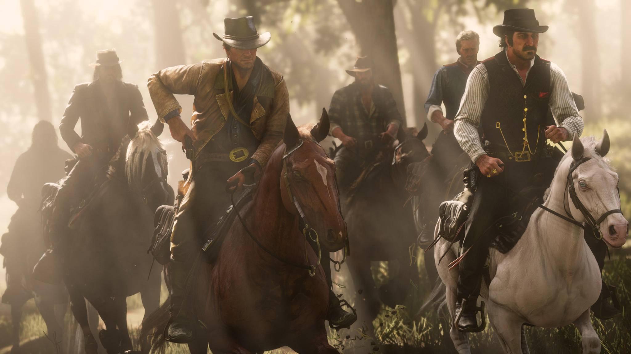 """""""Red Dead Redemption 2"""" ist der nächste Open-World-Kracher von Rockstar Games."""