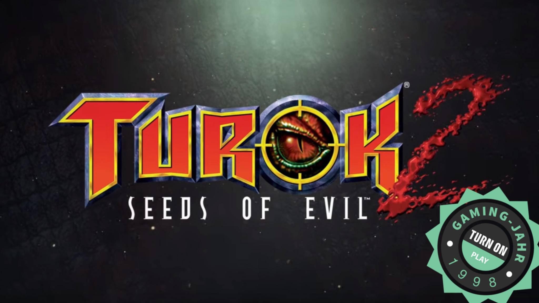 "Viele Merkmale aktueller Ego-Shooter waren im Klassiker ""Turok 2: Seeds of Evil"" bereits angelegt."