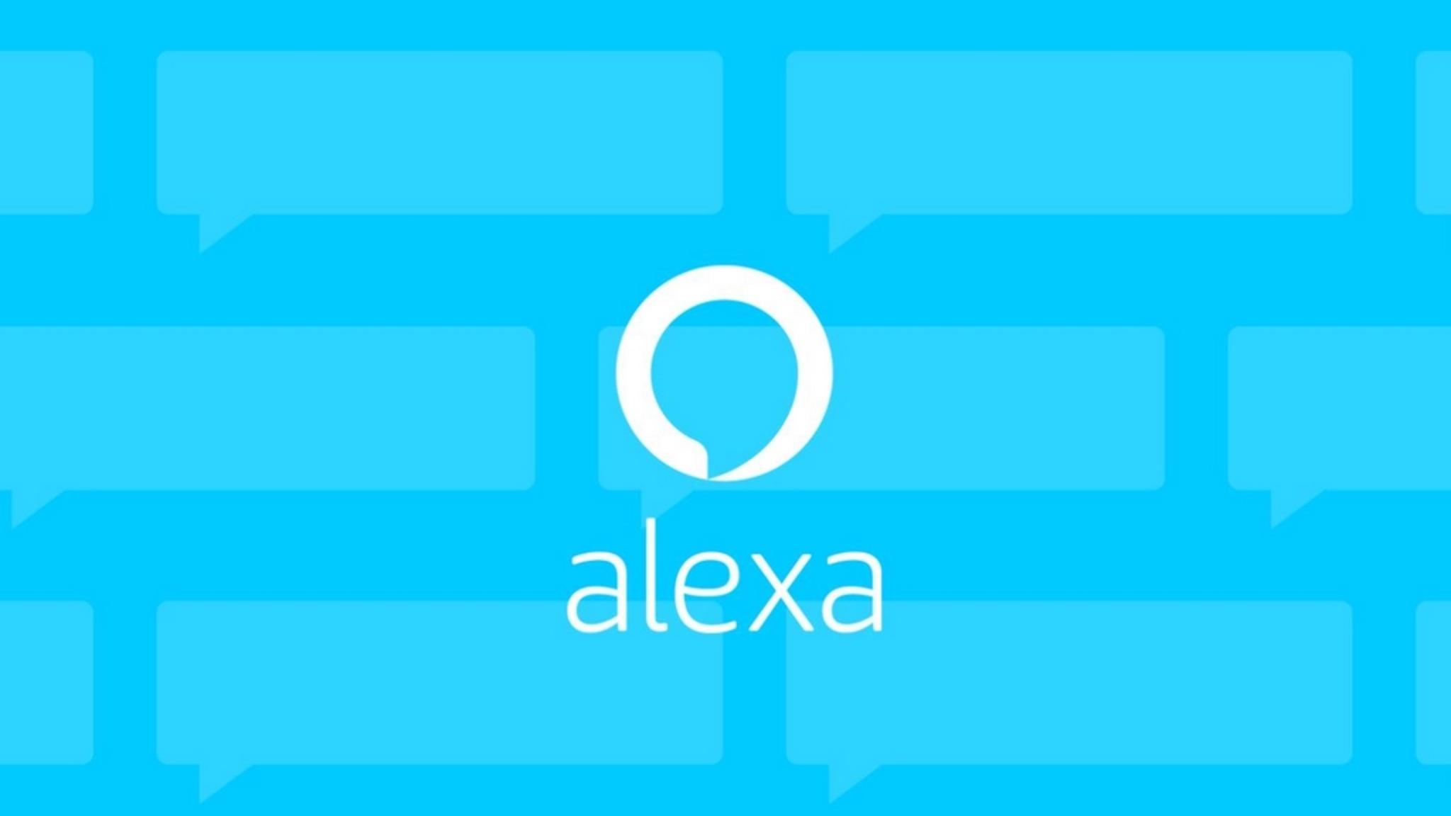 Alexa lernt, den Kontext zu verstehen.