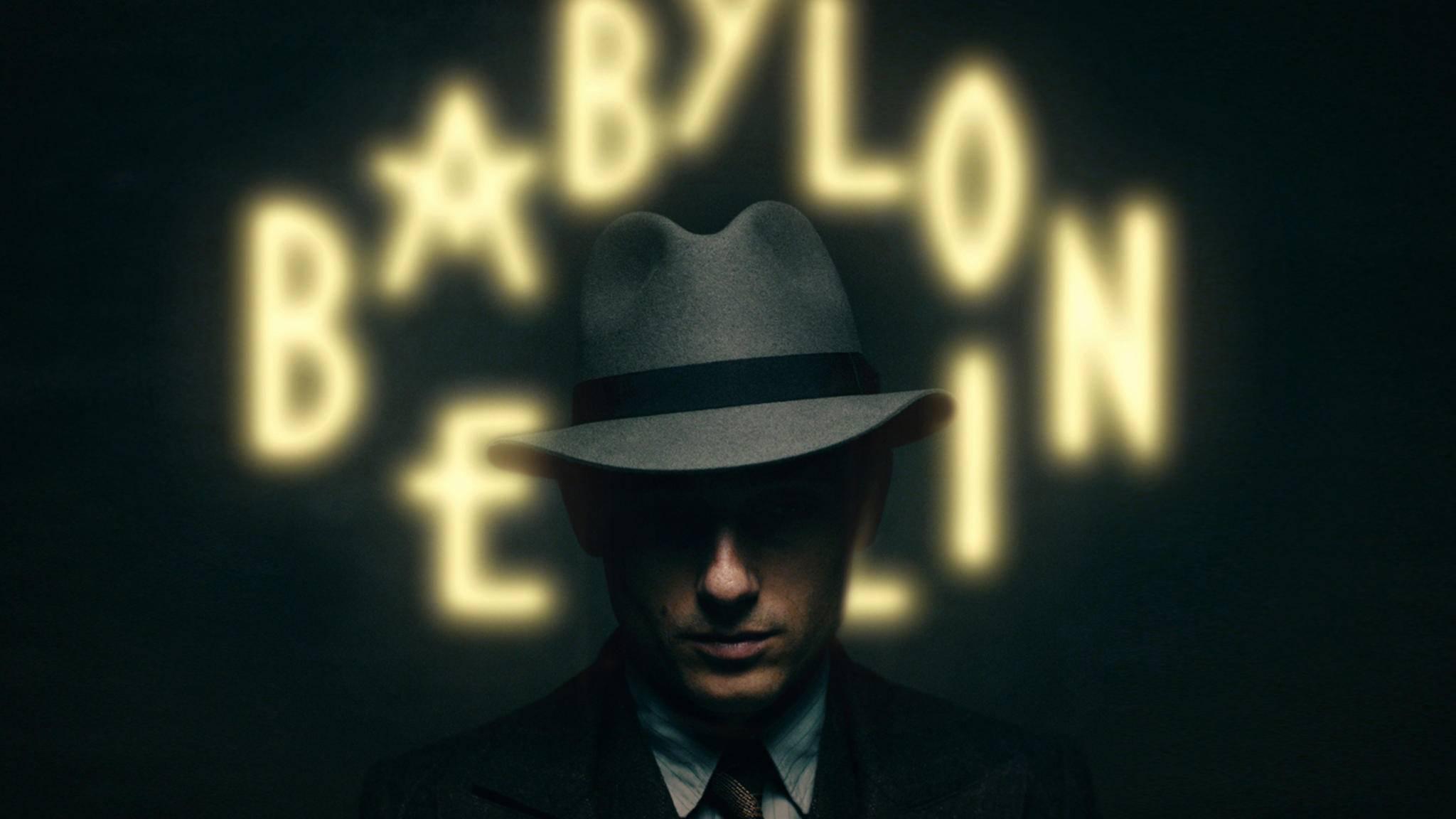 """Gereon Rath ermittelt auch in der dritten """"Babylon Berlin""""-Staffel wieder."""