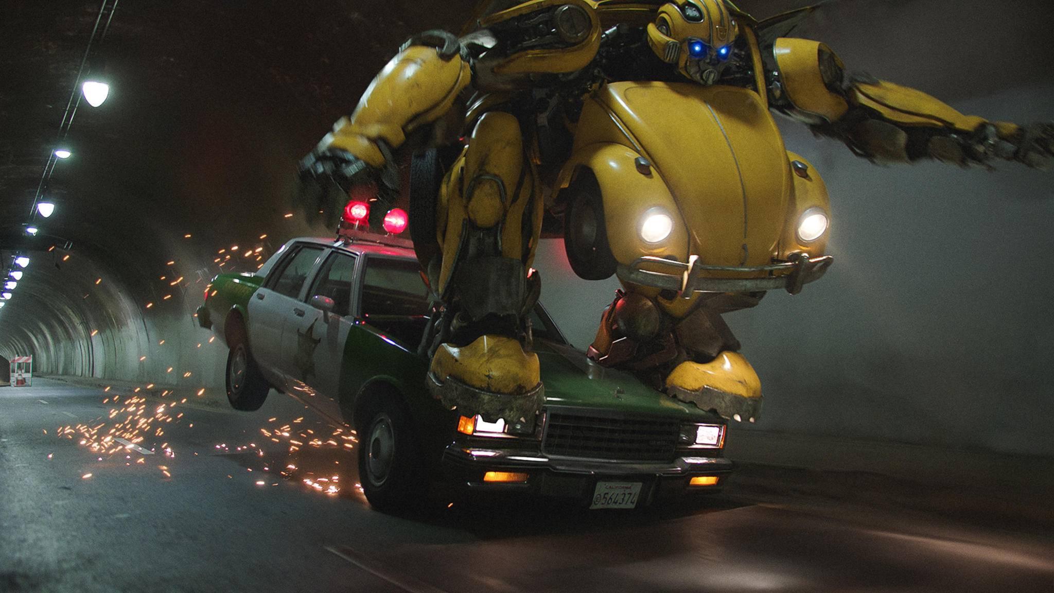 """Rollt das """"Bumblebee""""-Sequel mit mehr Action à la Bay an?"""