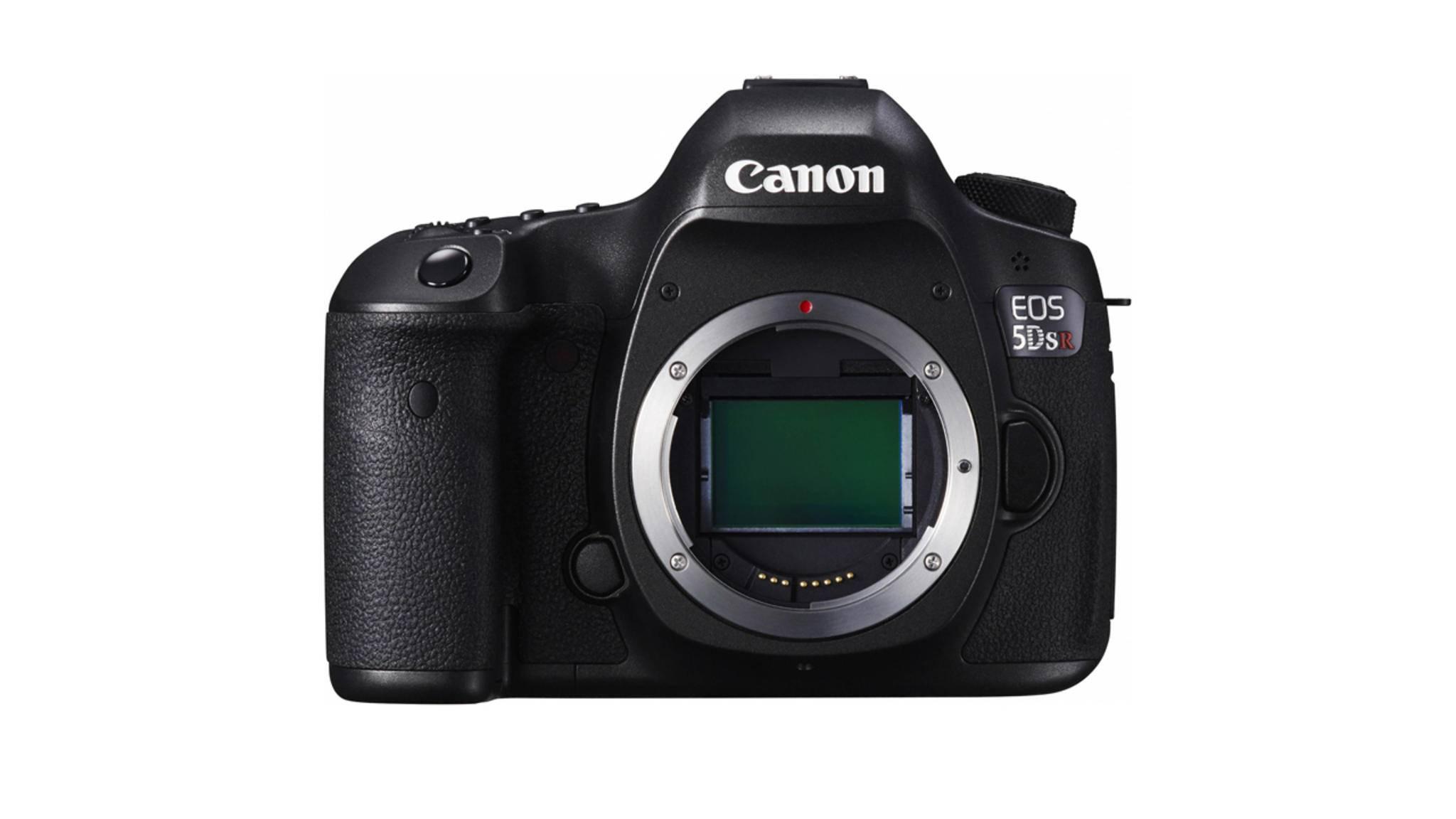 Statt einer Nachfolgerin für die EOS 5DS und 5DS R plant Canon angeblich eine neue EOS R.
