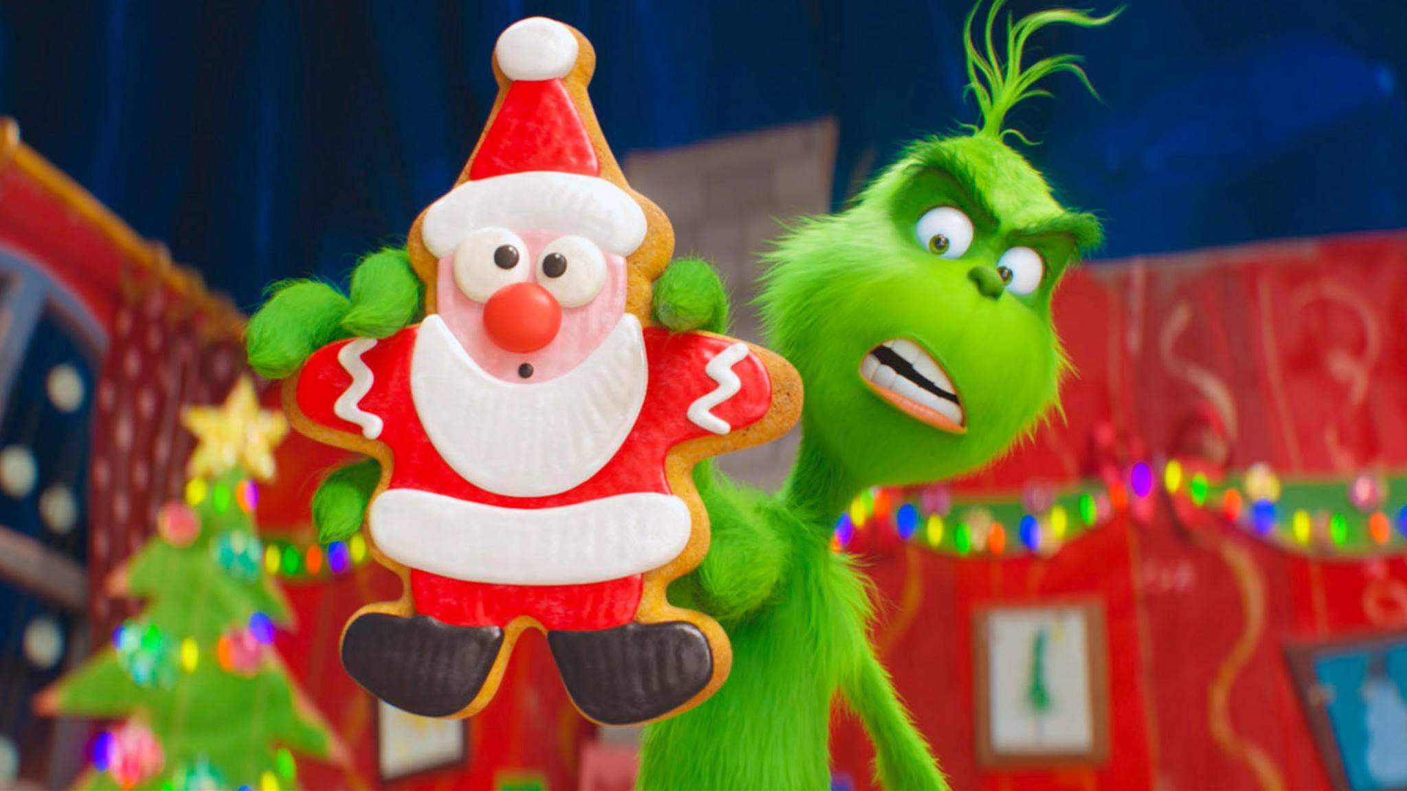 """Trotz seiner Abneigung gegen die Festtage ist """"Der Grinch"""" ein echter Weihnachtsfilm wie er im Buche steht."""