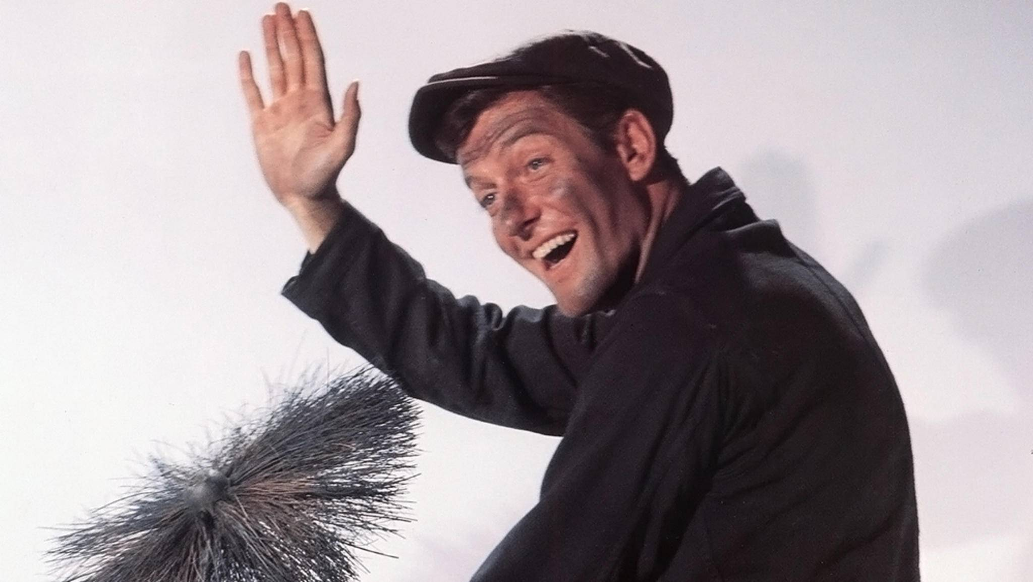 """In """"Mary Poppins"""" war Dick Van Dyke nicht nur als Tausendsassa Bert zu sehen ..."""