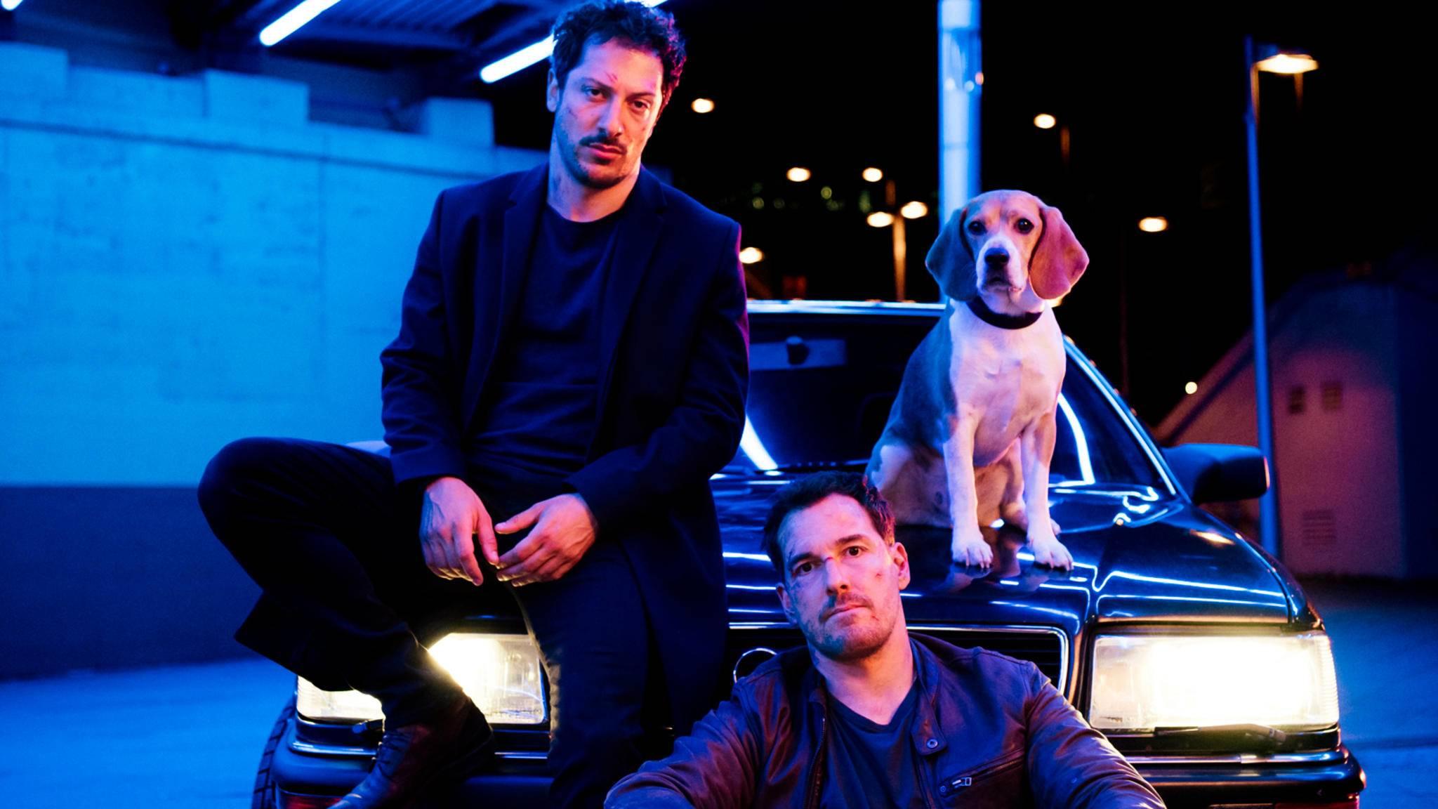 """Mit """"Dogs of Berlin"""" startet im Dezember auf Netflix die zweite deutsche Eigenproduktion."""