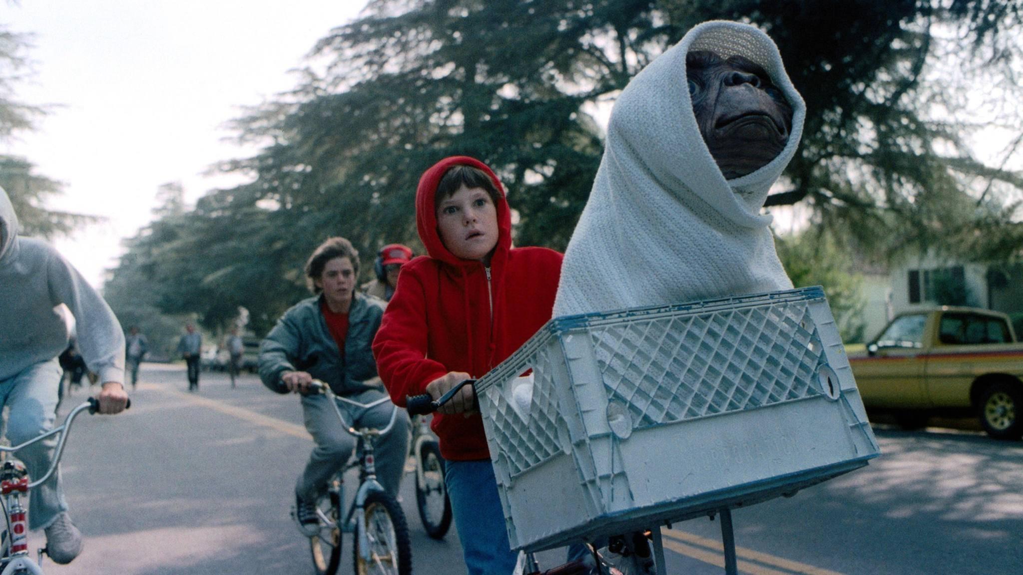 """""""E.T. 2"""" steuerte nie irdische Gefilde an."""