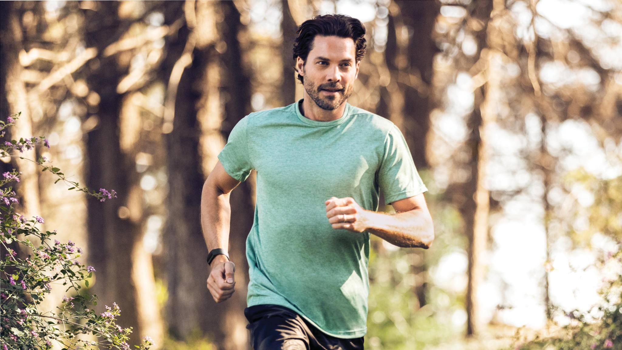 Beim Joggen die Fitbit laden? Das könnte bald Realität werden.