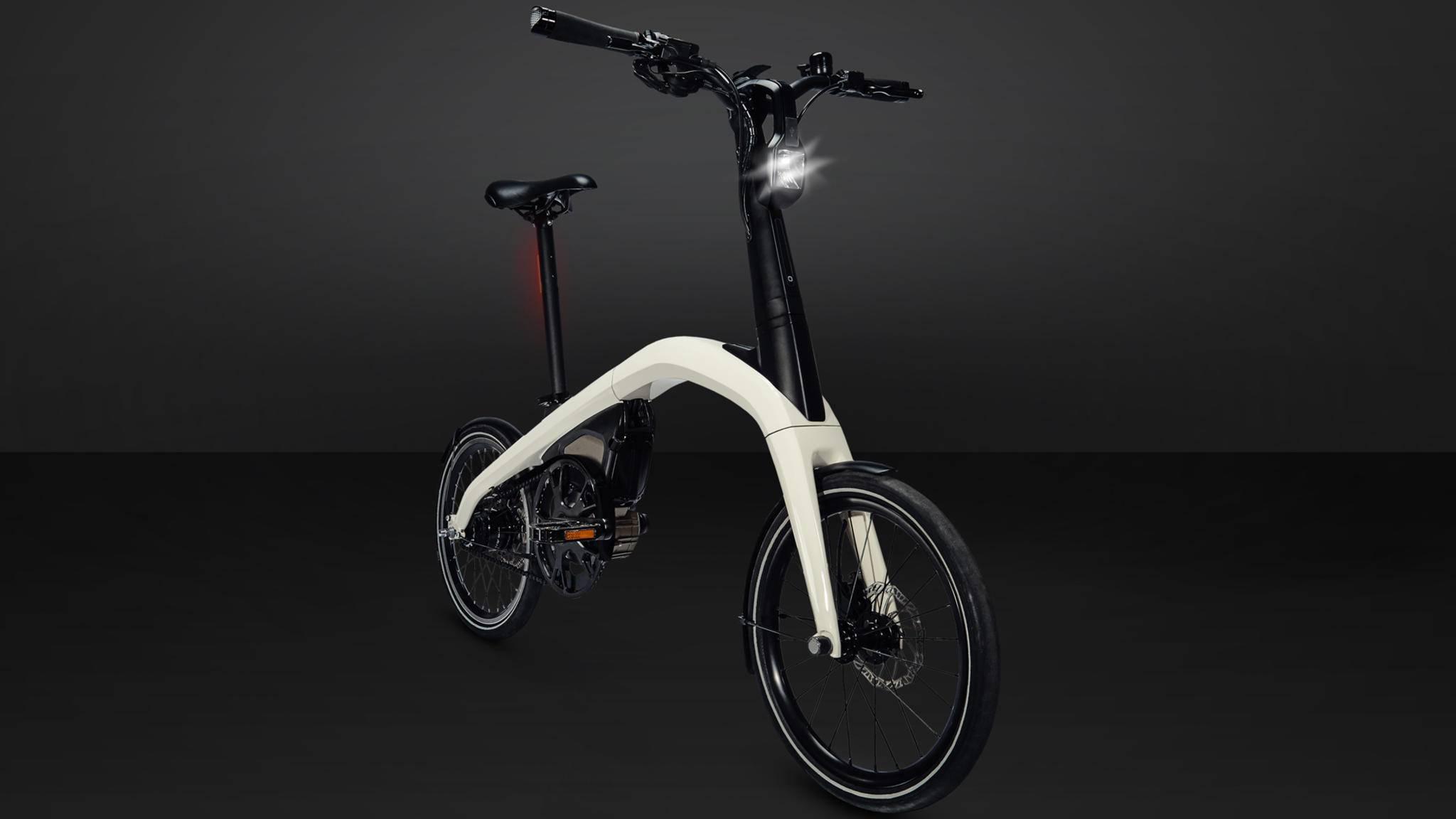 Die E-Bikes von GM sollen das Pendeln erleichtern.
