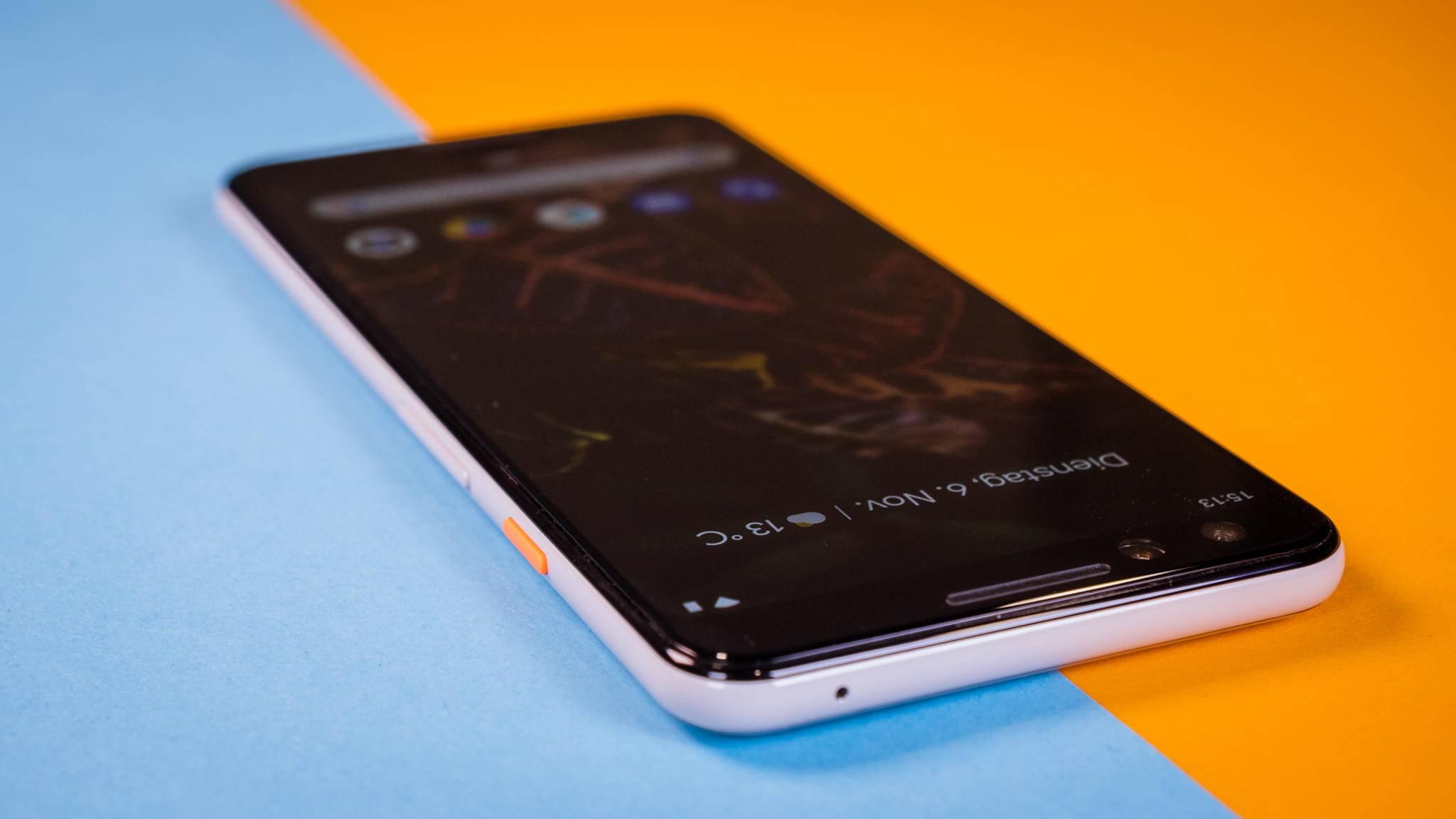 Nicht schon wieder: Wie damals beim Nexus 6P treten beim Pixel 3 größere Akku-Probleme auf.