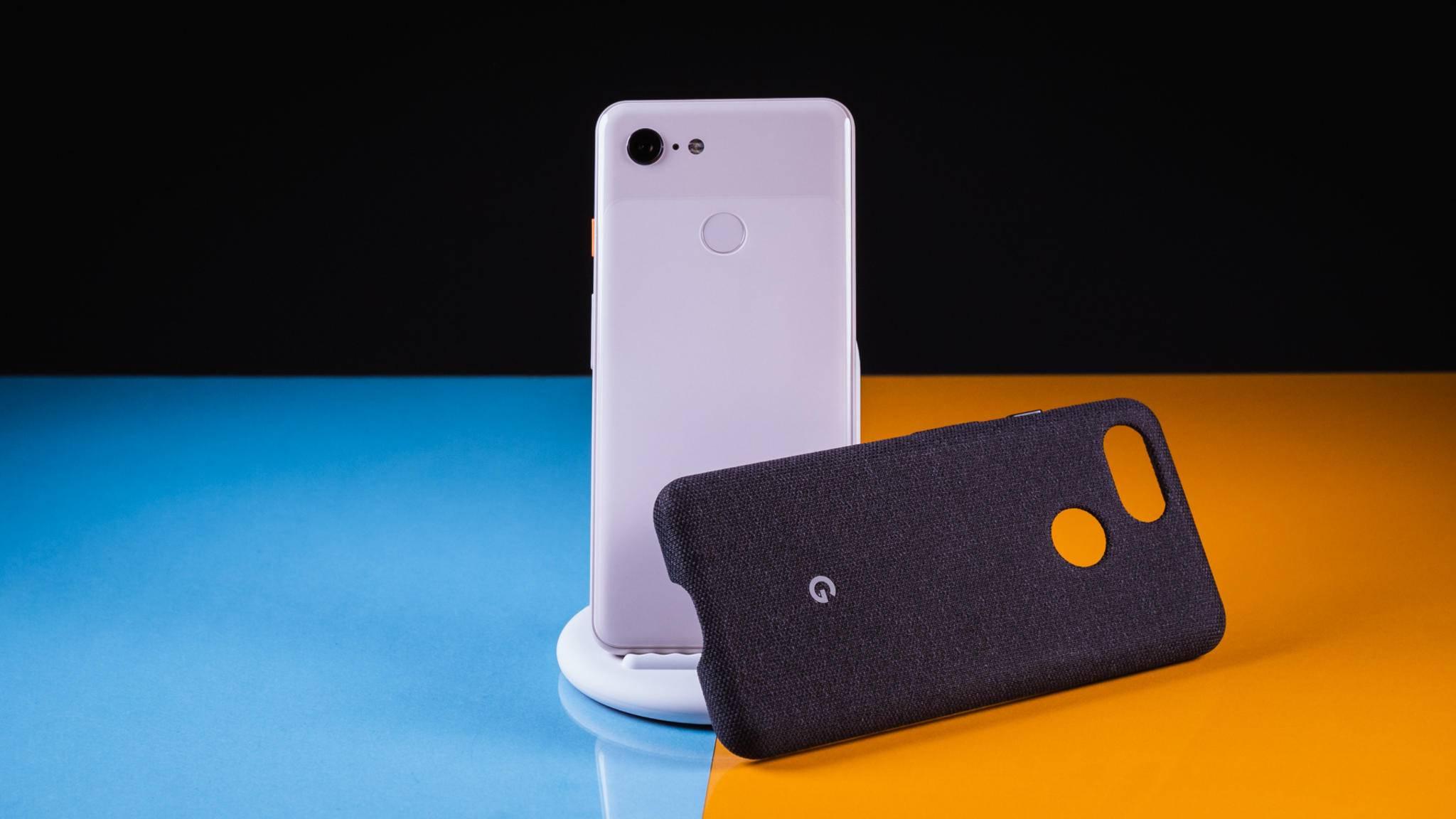 Mit dem Pixel 3 wollte Google vor allem iPhone-Besitzer ansprechen.