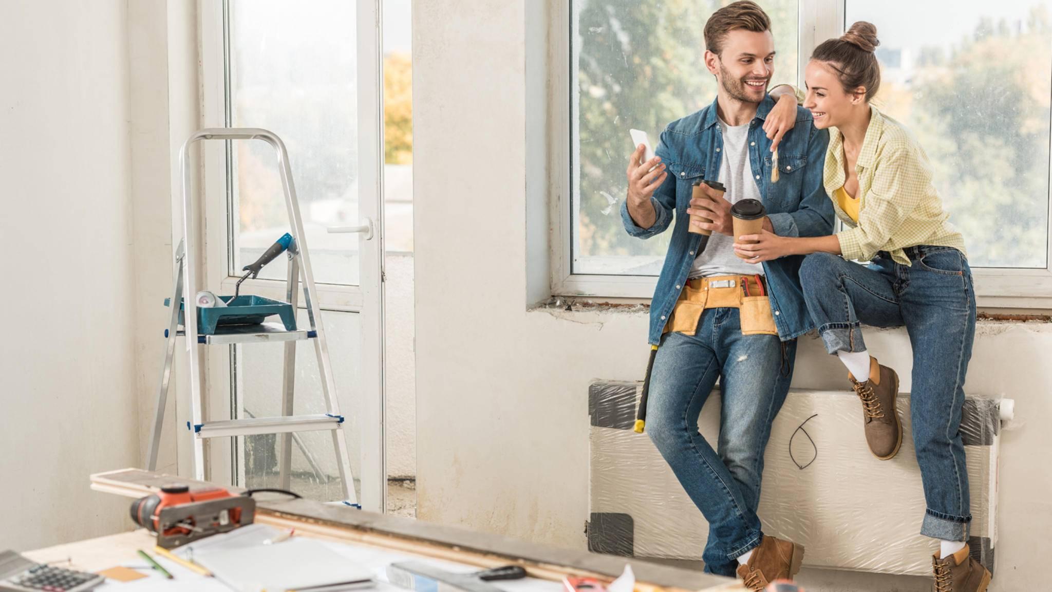 Mit den richtigen Handwerker-Apps werden auch Hobby-Heimwerker zu DIY-Profis.