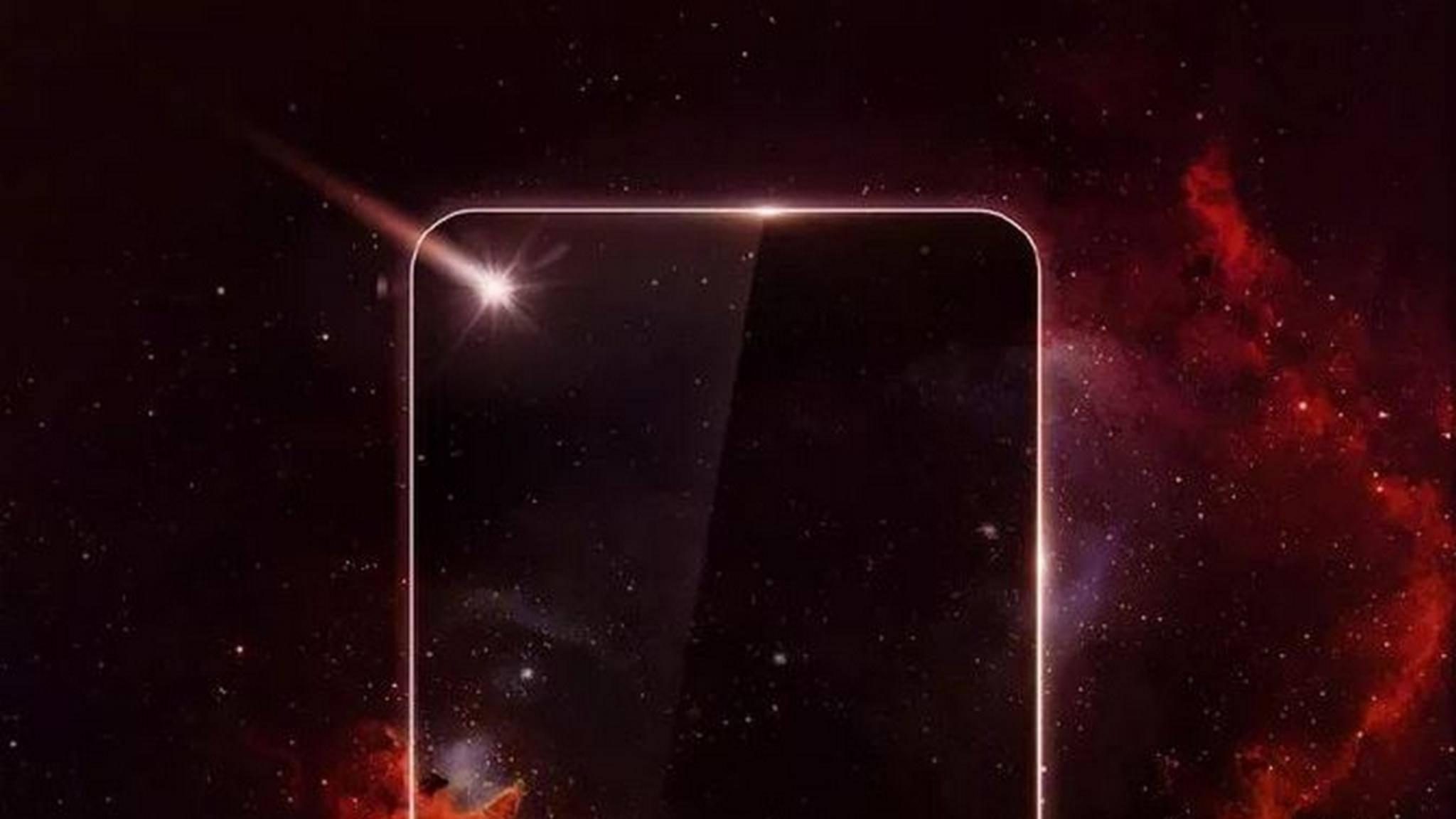Huawei bringt offenbar ein Smartphone mit Kamera im Display auf den Markt.