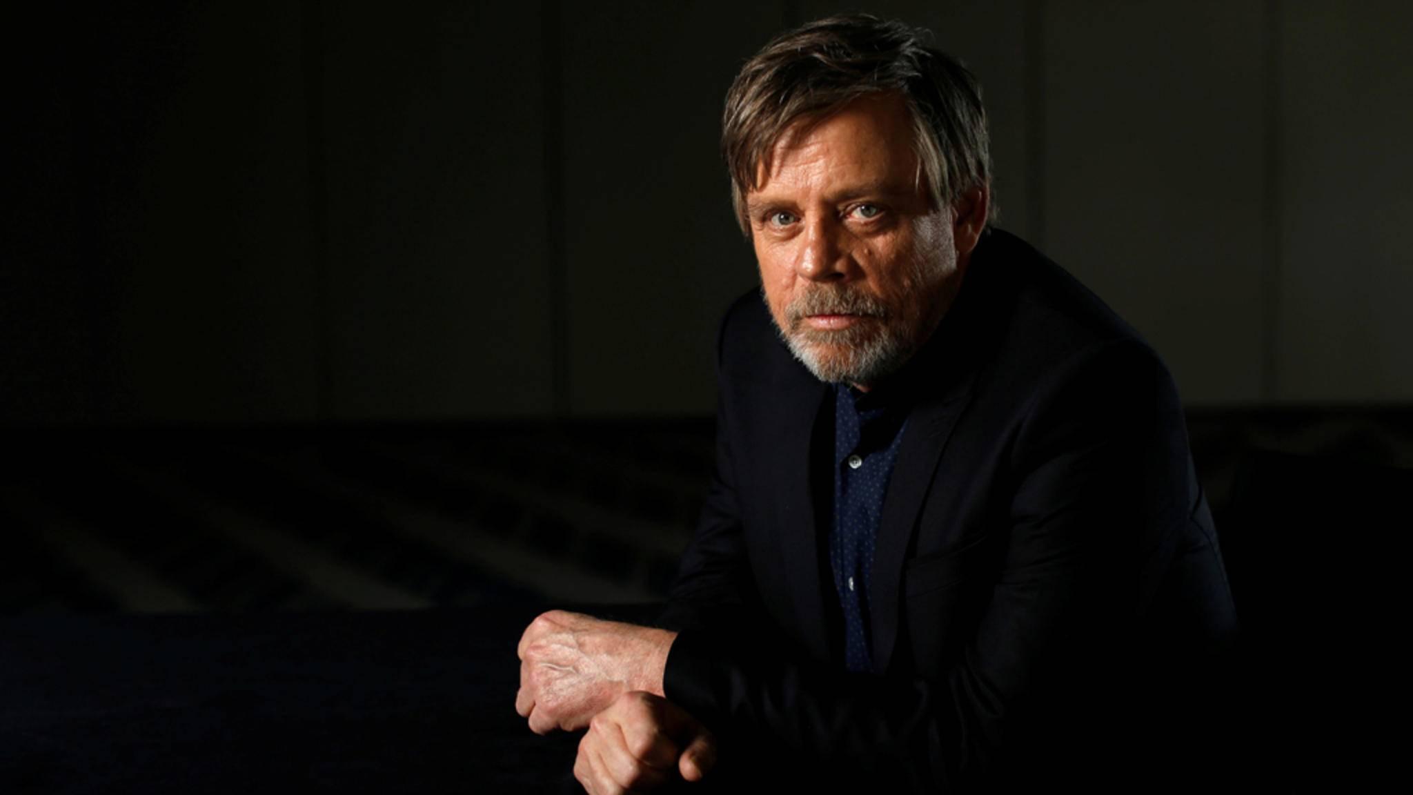 """Mark Hamills Ideen für """"Star Wars""""-Filme sind manchmal sehr kurios ..."""