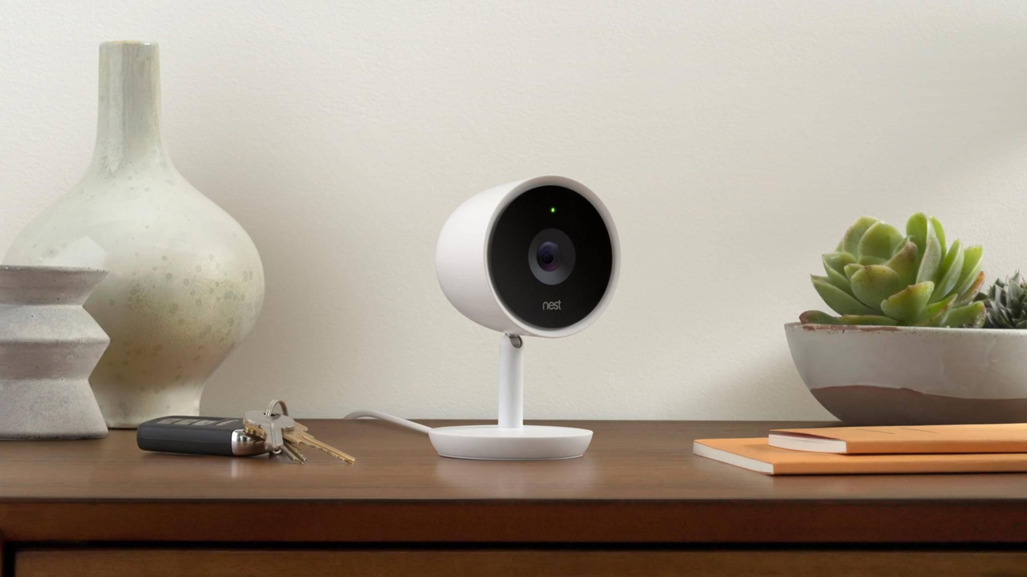Google-Nest-Kameras können jetzt noch komfortabler genutzt werden.