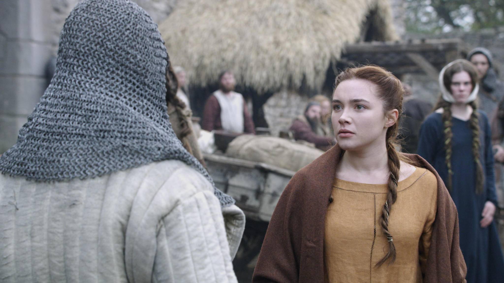 Florence pugh in outlaw king 2018 - 2 4
