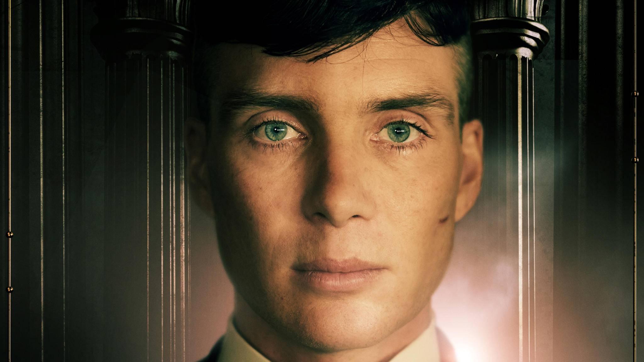 """Die """"Peaky Blinders"""" rund um Tommy Shelby (Cillian Murphy) könnten bald den Film erobern."""
