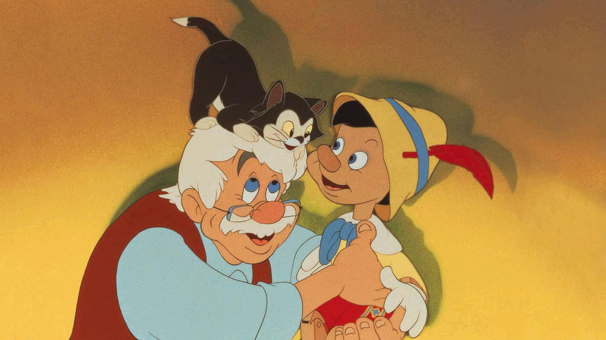Ein echter Hollywoodstar ist für die Rolle von Pinocchios Ziehvater Geppetto im Gespräch.