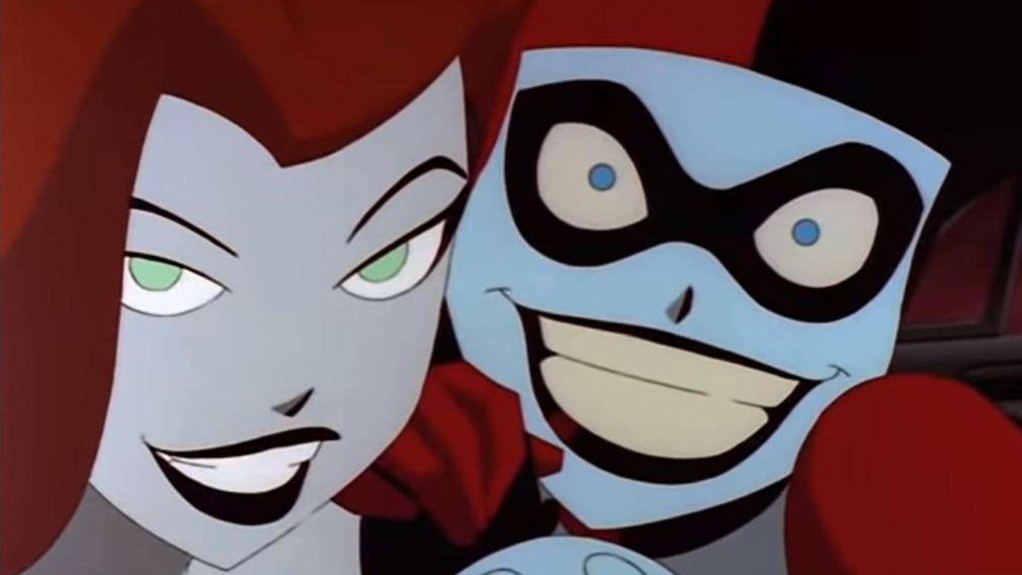 """Poison Ivy und Harley Quinn sind mehr als nur """"Besties"""" – bald auch im DCEU?"""