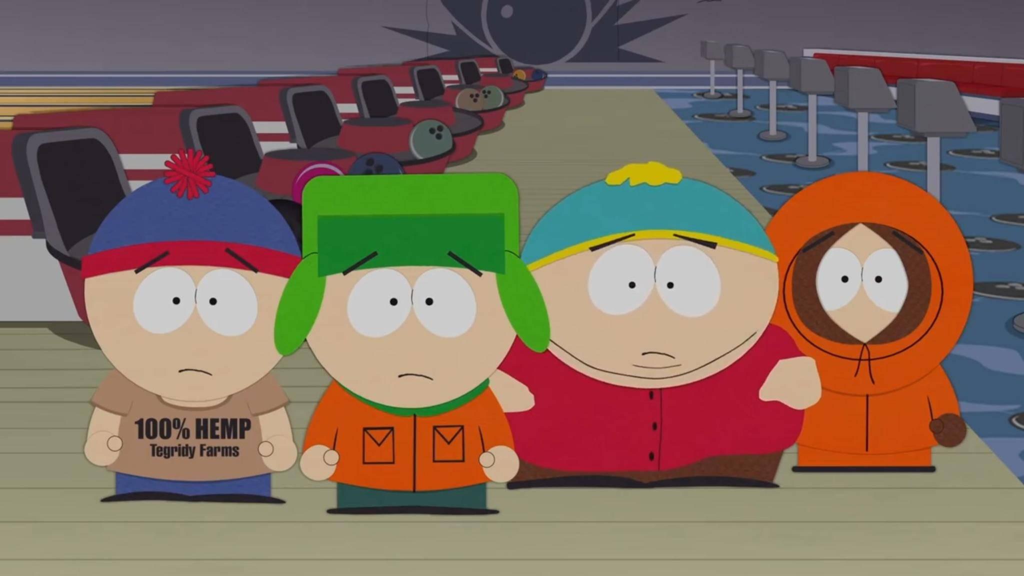 """Respektlos, manchmal böse, aber immer mit Herz: """"South Park"""" ist noch immer ein Phänomen."""