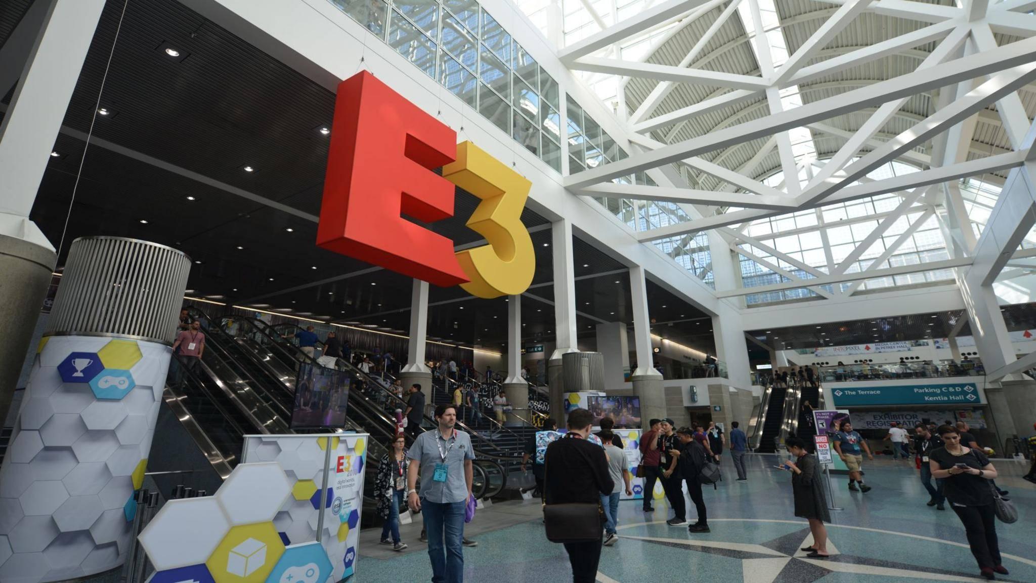 Leere Hallen? Auch 2020 ist PlayStation nicht auf der E3 vertreten.