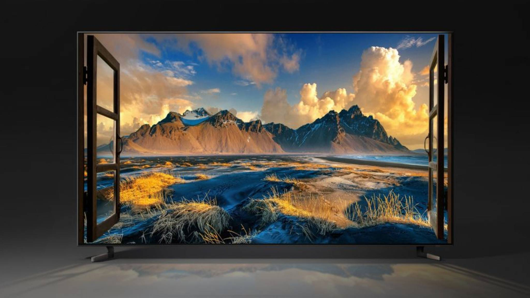 Aktuell hat Samsung keine OLED-Fernseher im Sortiment.