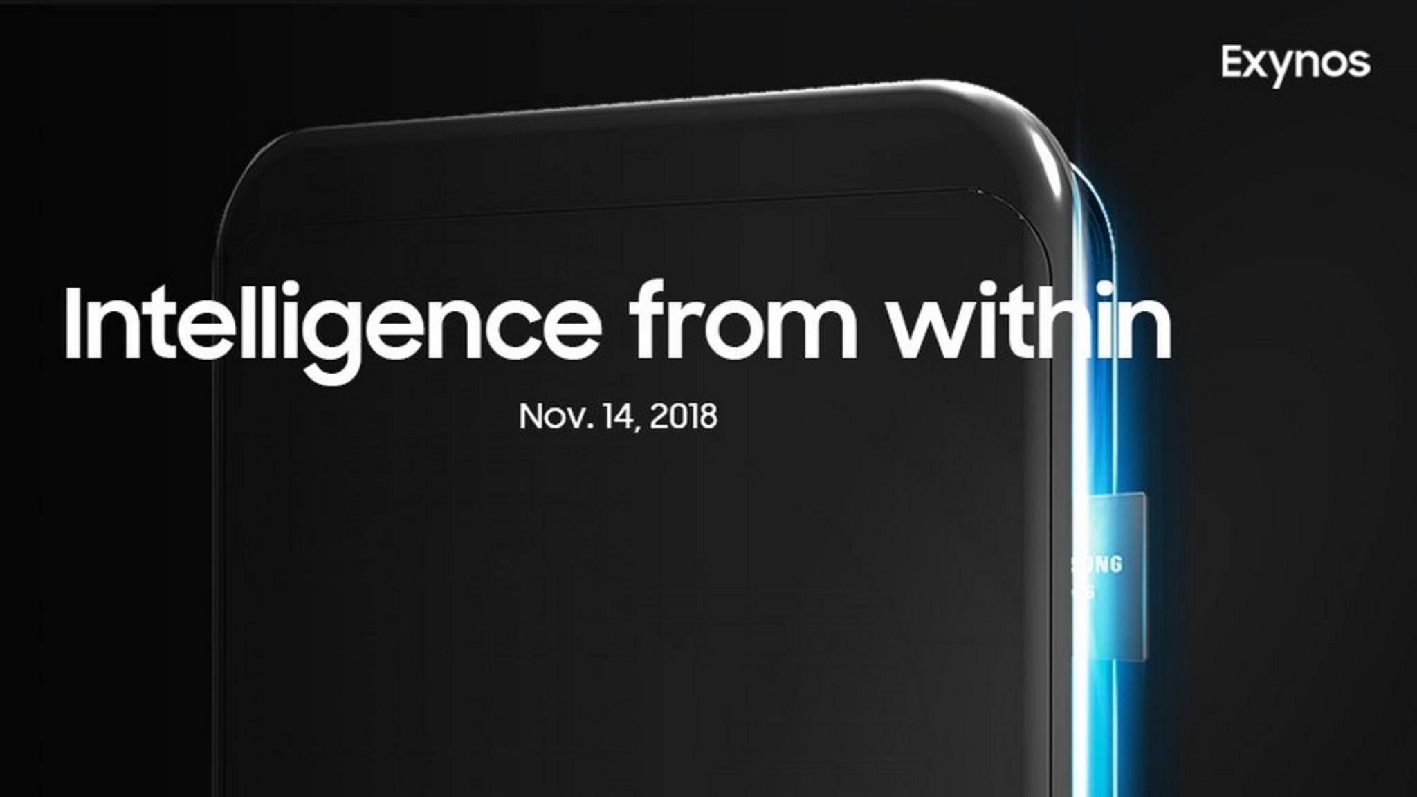 Der Prozessor für das Galaxy S10 soll mit Künstlicher Intelligenz aufwarten.