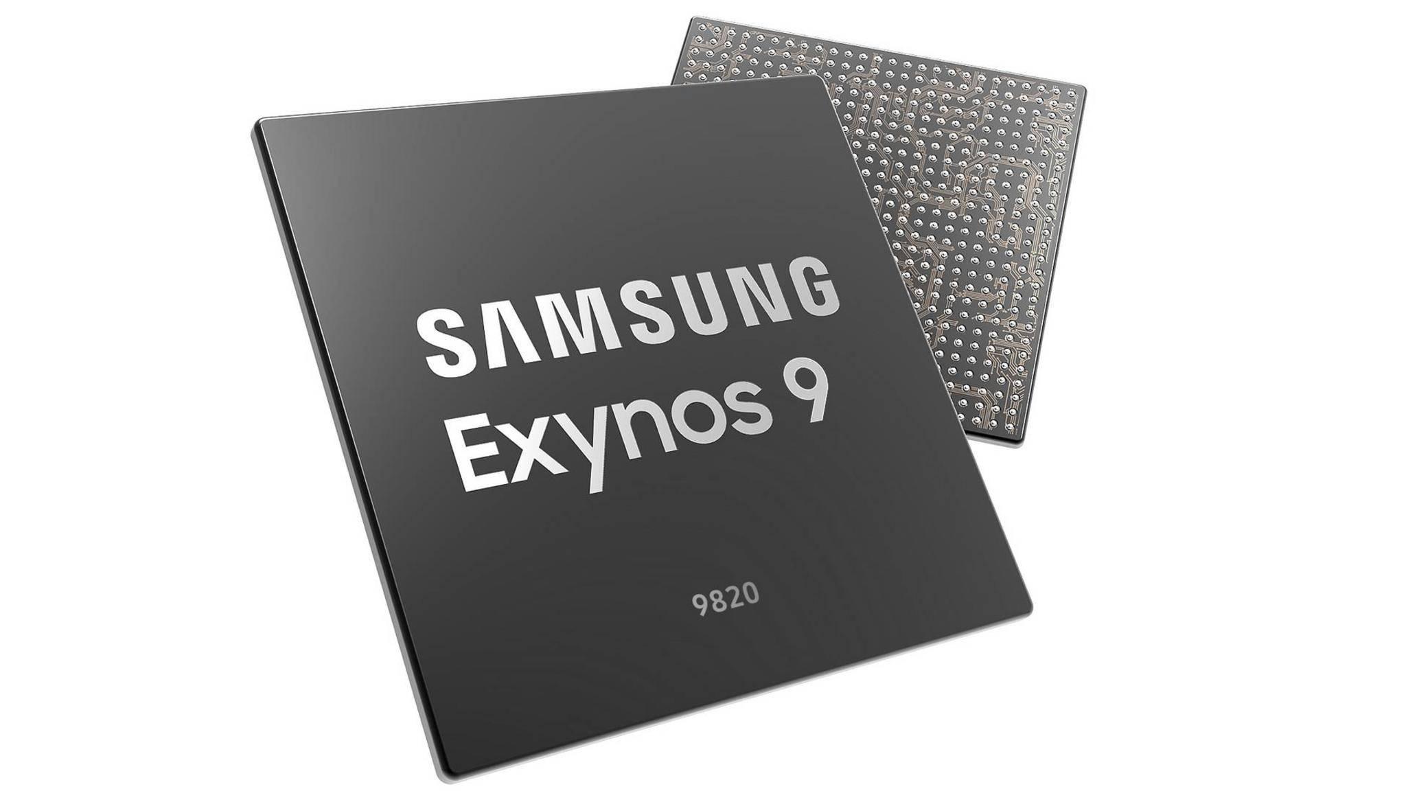 Der Exynos 9820 wird das Galaxy S10 in einigen Märkten befeuern.