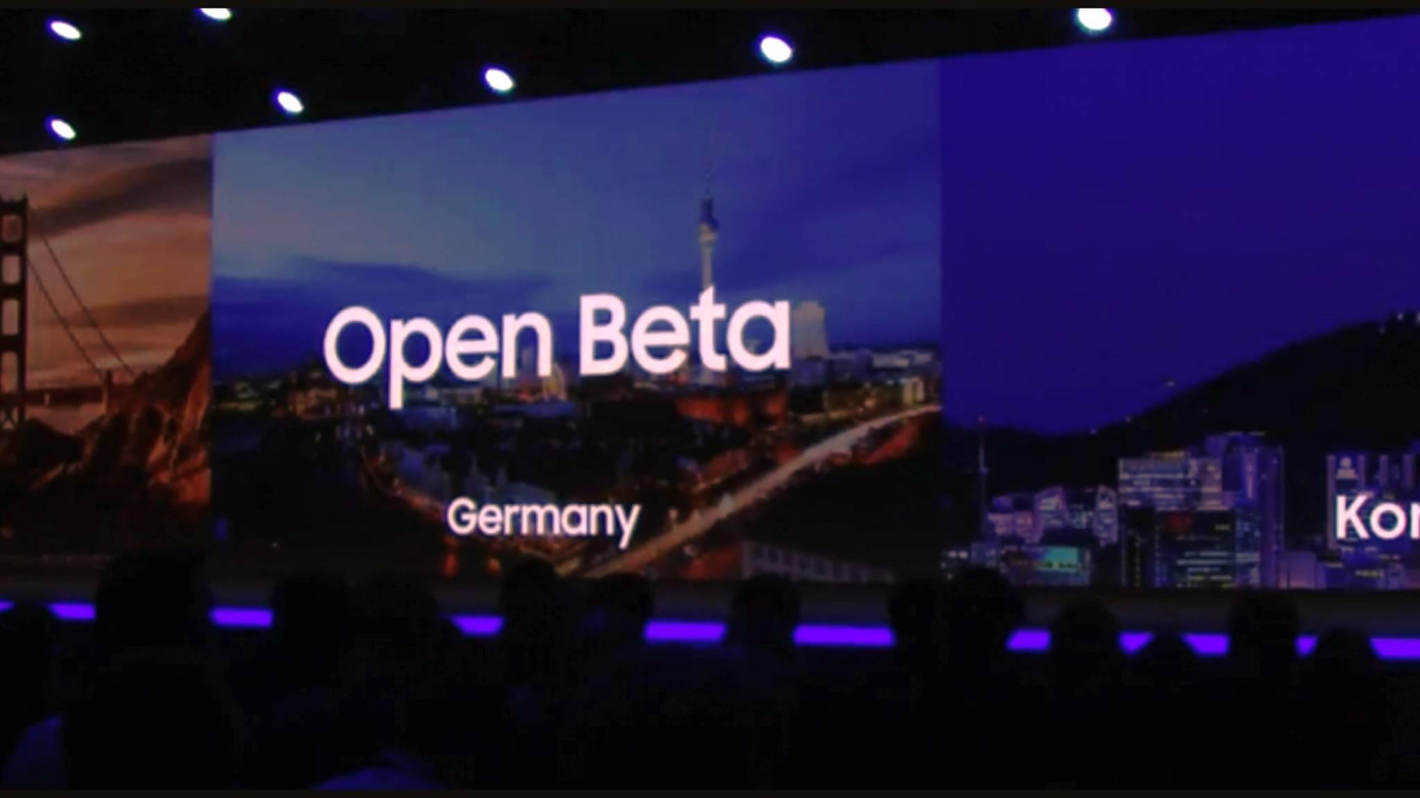Die Open-Beta von Samsungs Android-Pie-Version erreicht auch Deutschland.
