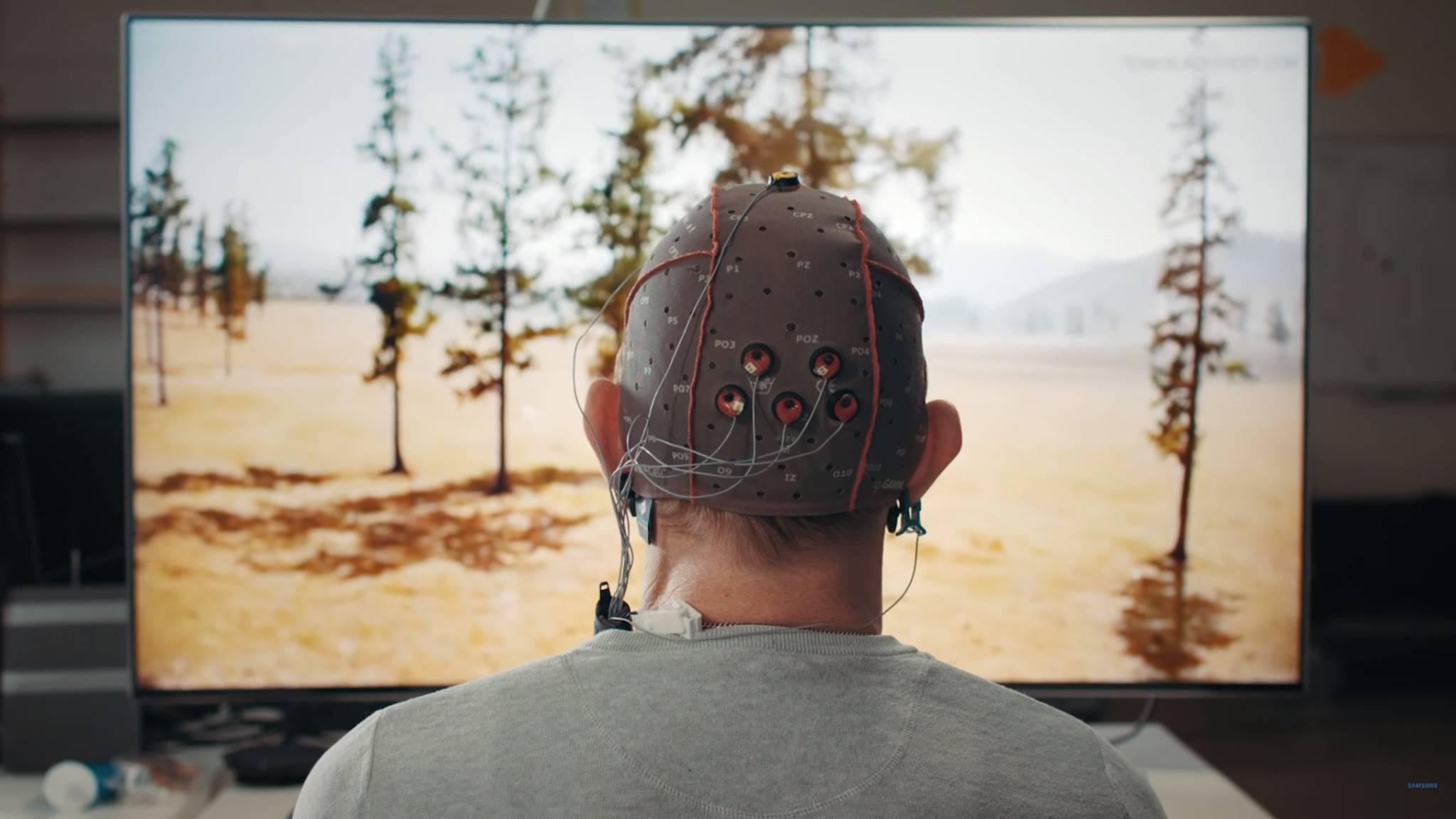 Dank Project Pontis lassen sich TVs mit Gehirnwellen steuern.