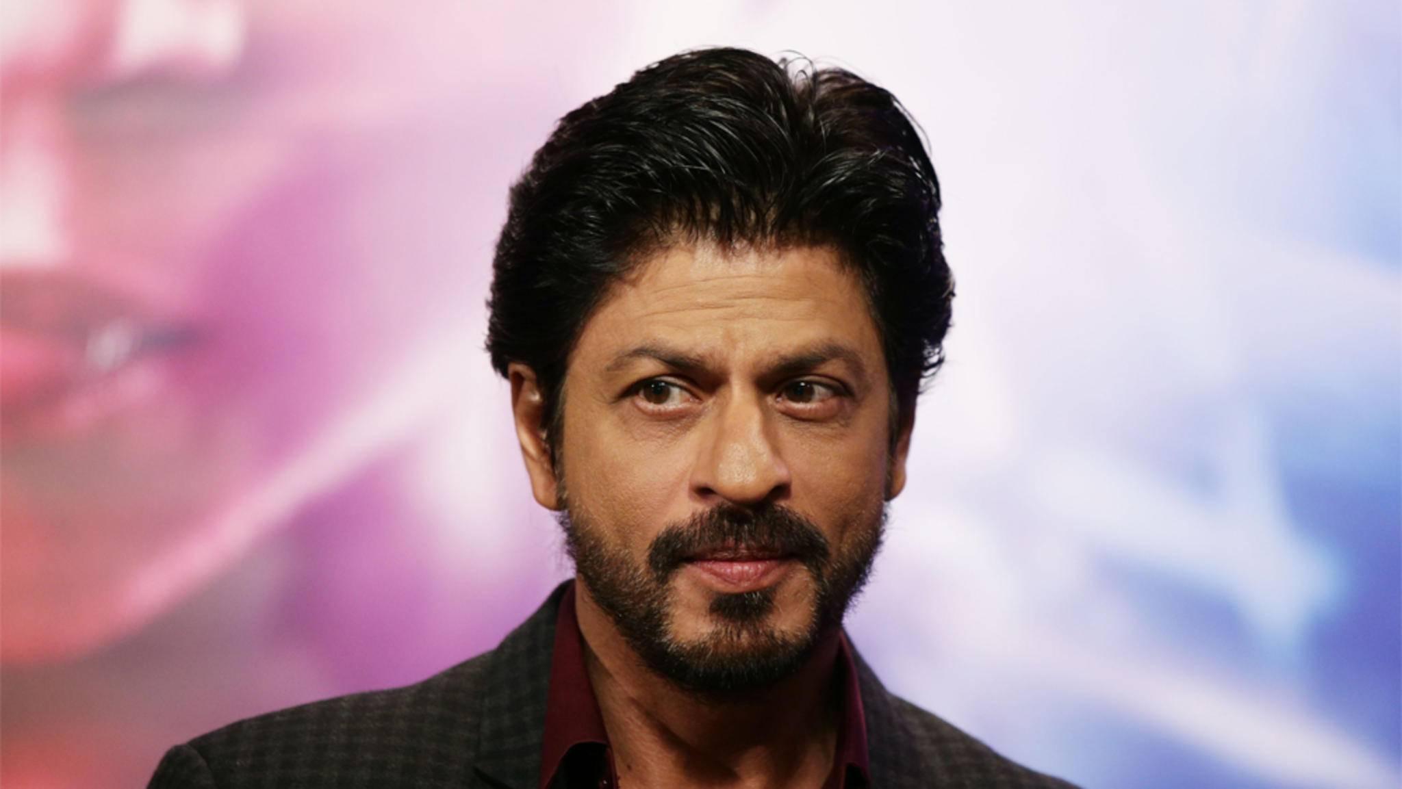 Shah Rukh Khan ist der unangefochtene König von Bollywood.
