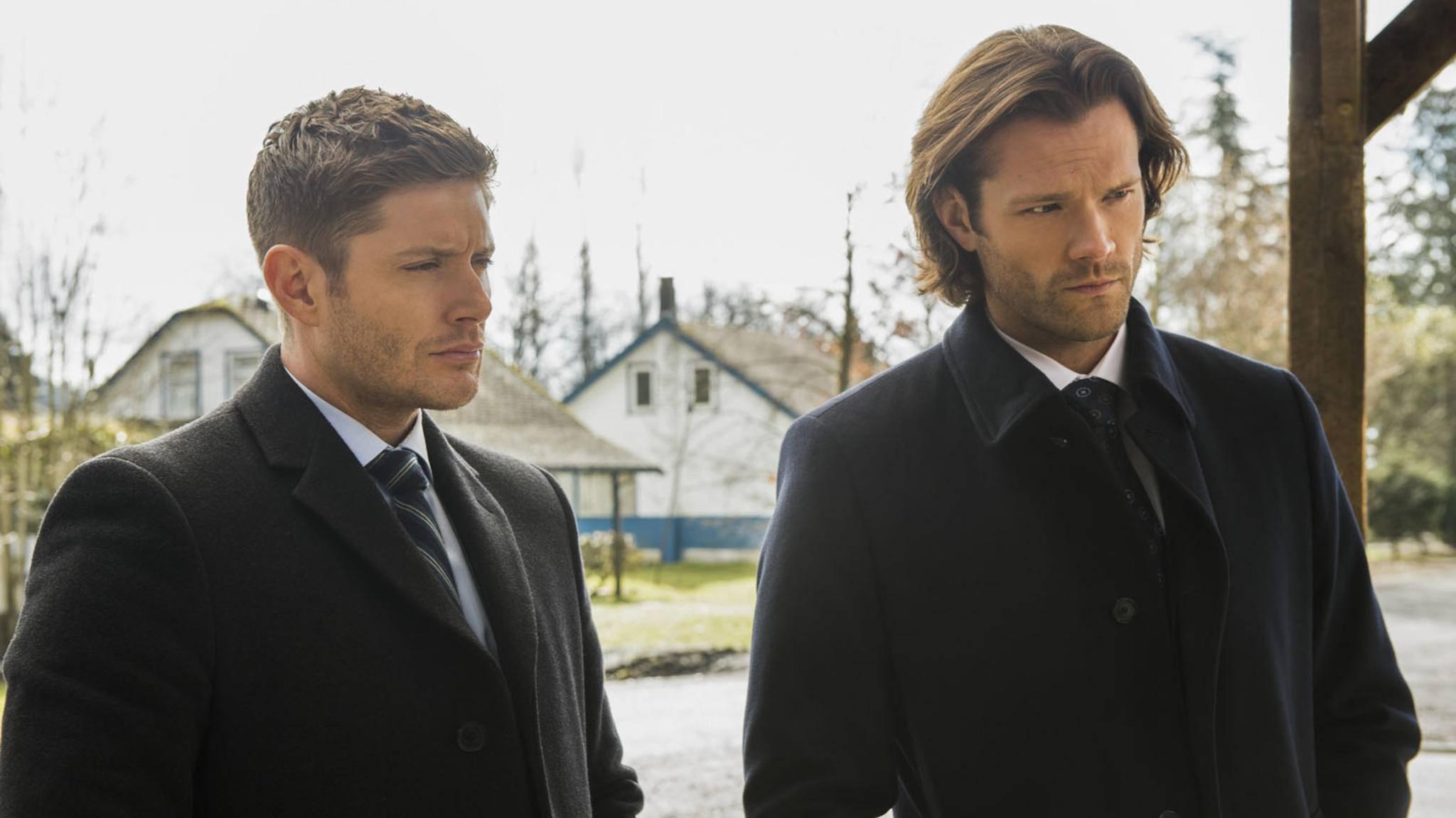 """Wenn das Mal kein Grund für Anzug und Krawatte ist? """"Supernatural"""" begeht bald seine 300. Episode."""
